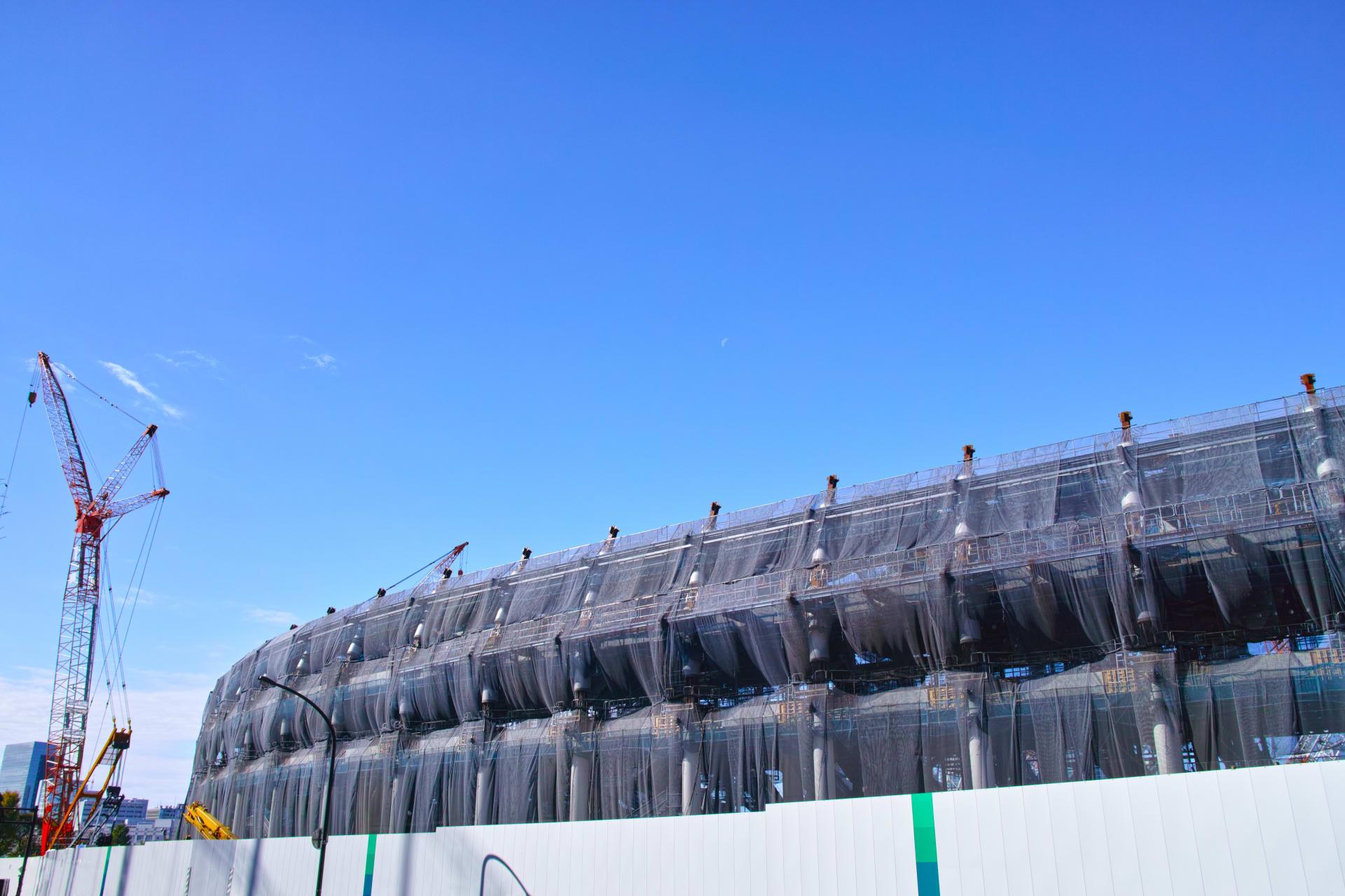 Tokyo - Japan National Stadium - Ready for the Olympics