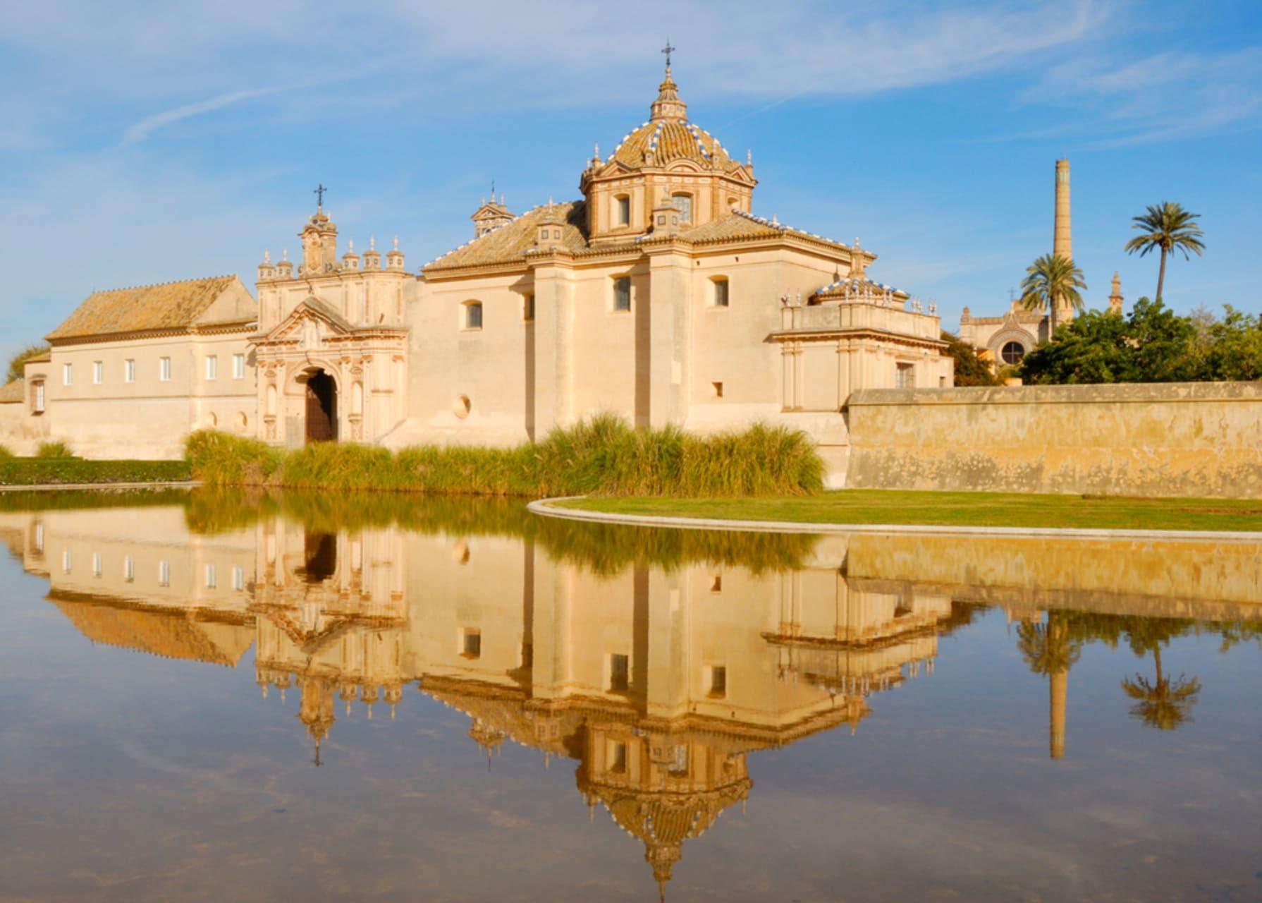 Seville - La Cartuja: The Story of Ferdinand Columbus