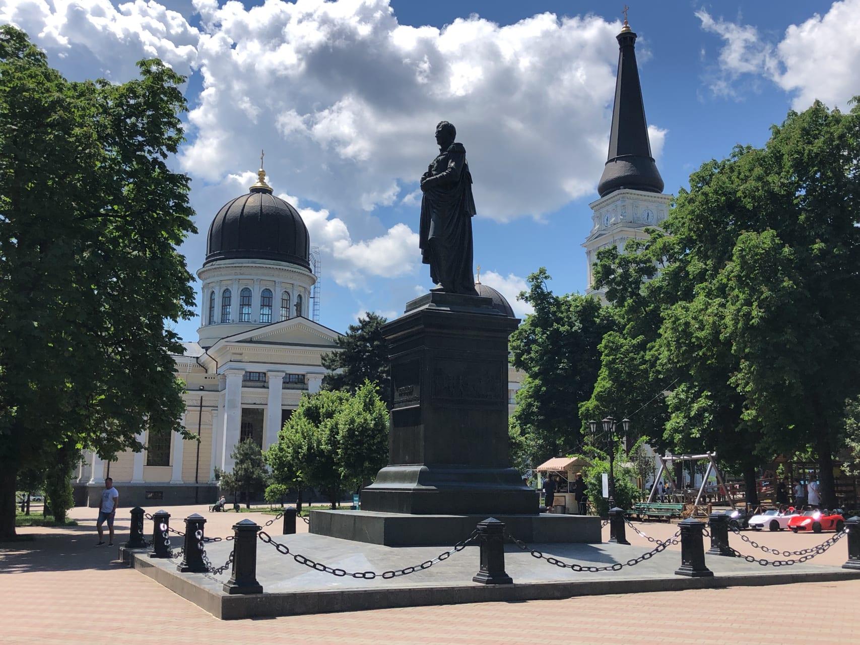Odessa - Odessa City Walk. Part 4. The City Churches and Hidden Gems