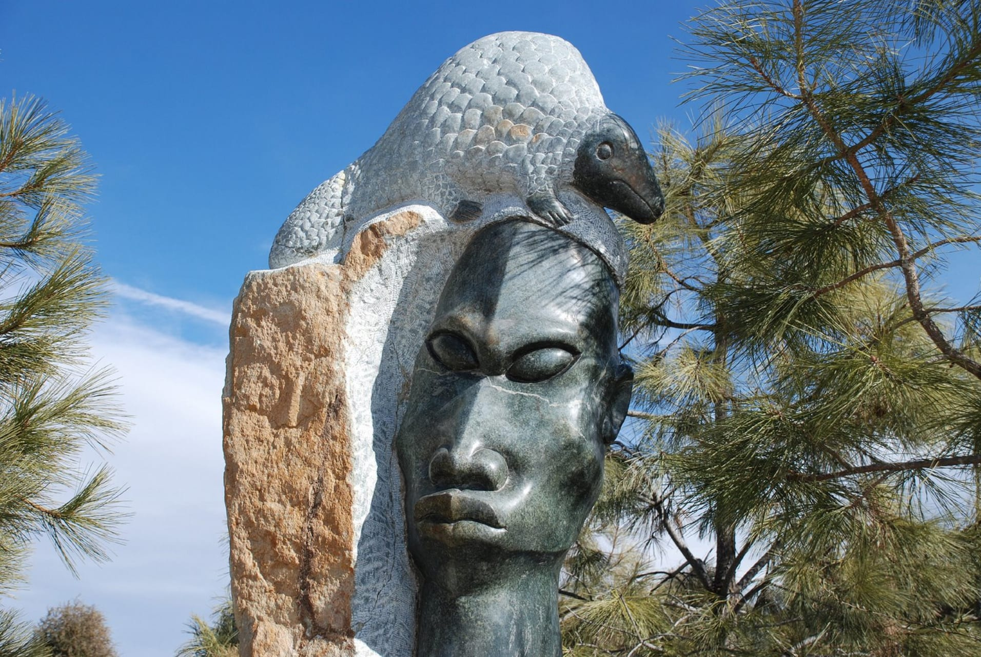 Harare - Exploring a peaceful Sculpture Park in the Capital