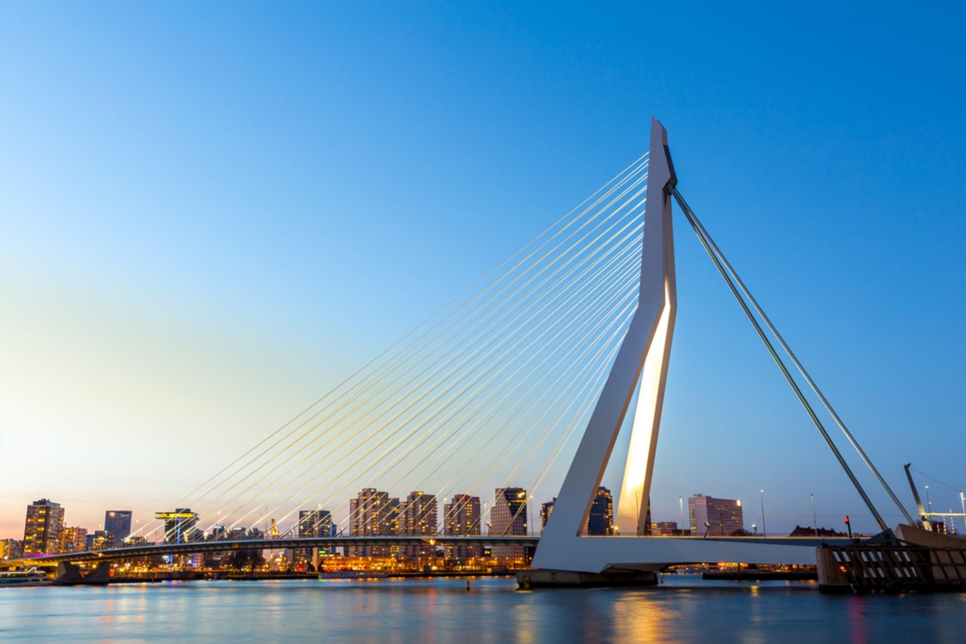 Rotterdam - Rotterdam, the town of modern architecture