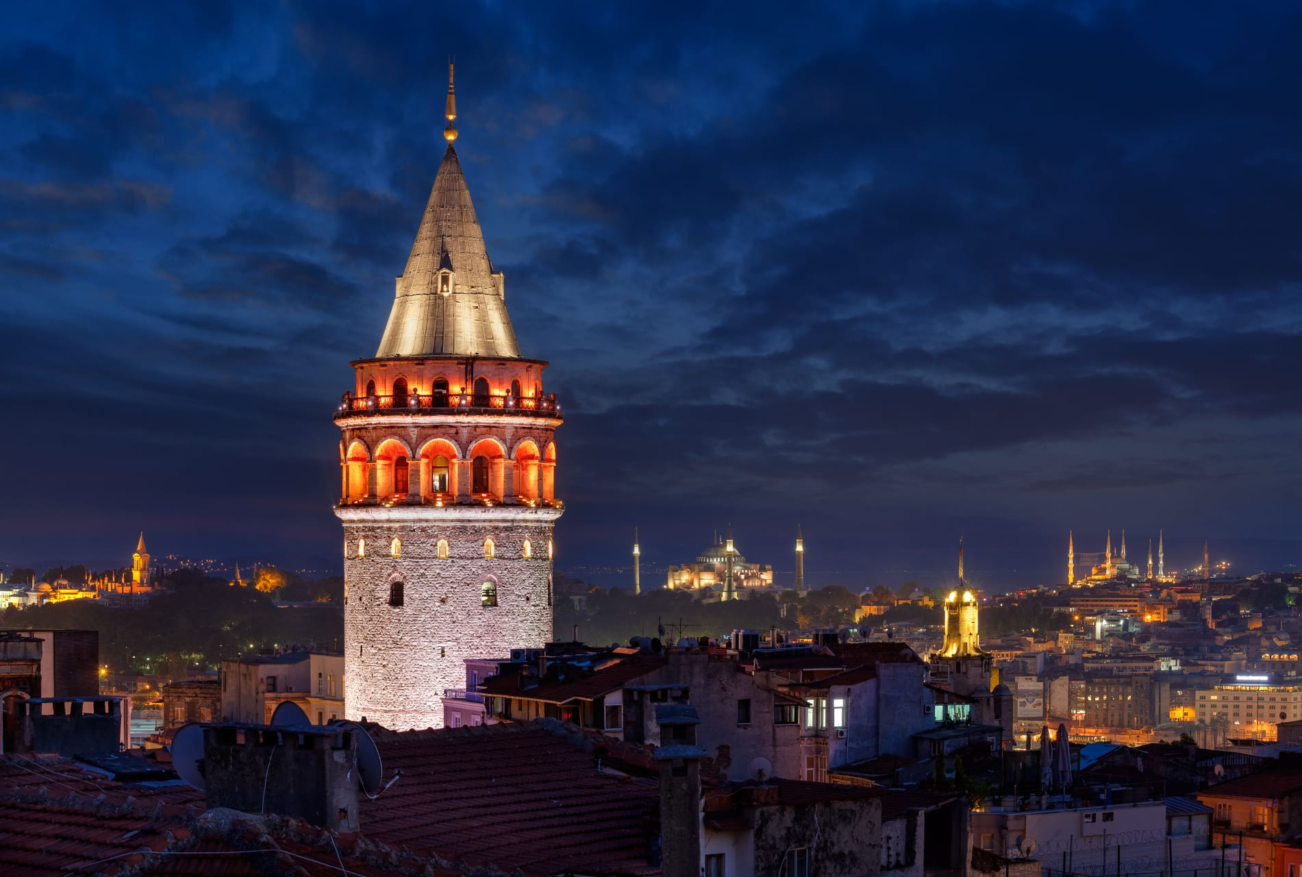 Istanbul - Galata Tower, The Lord of Istanbul