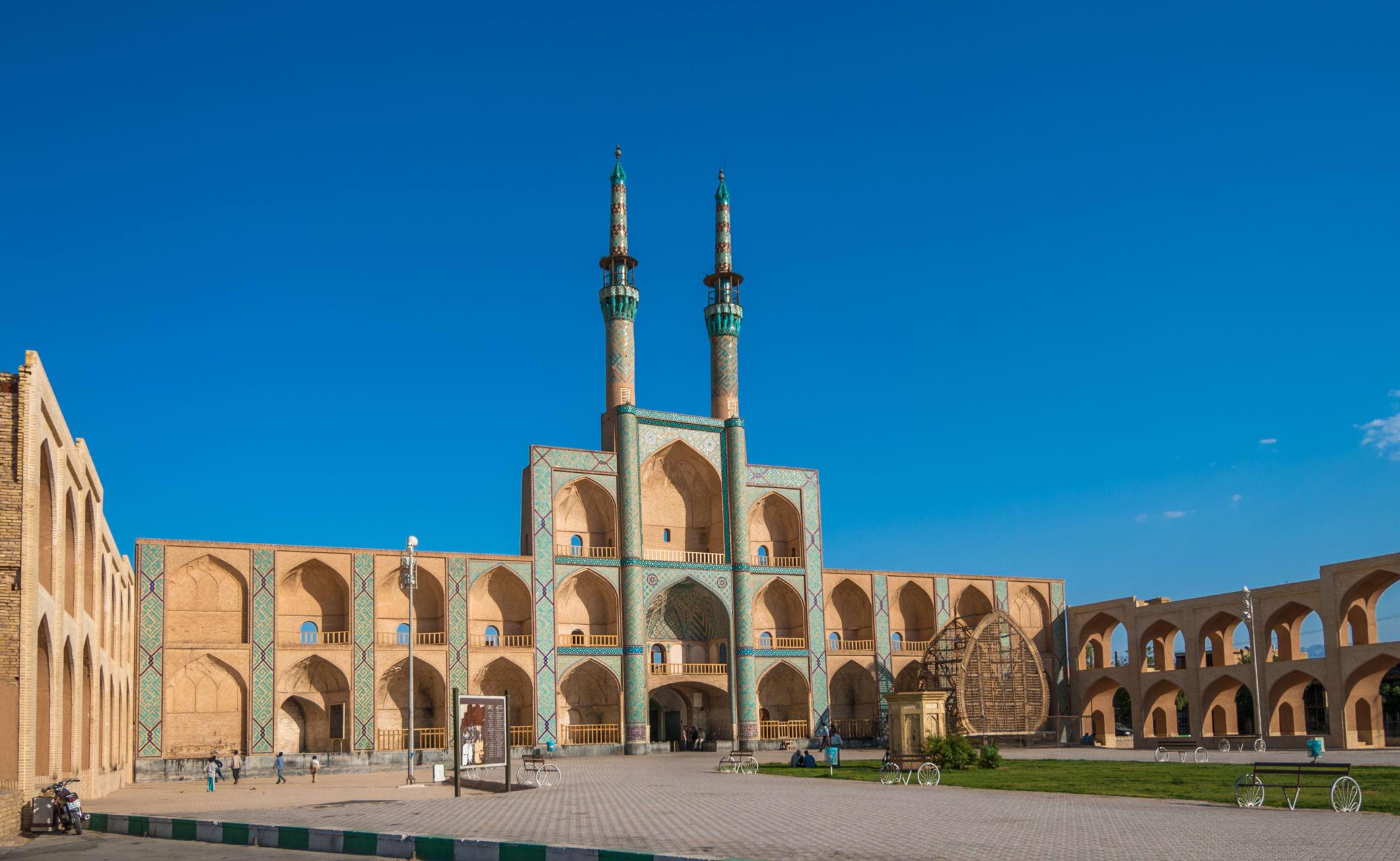 Yazd - Amir Chakhmaq Square, Yazd