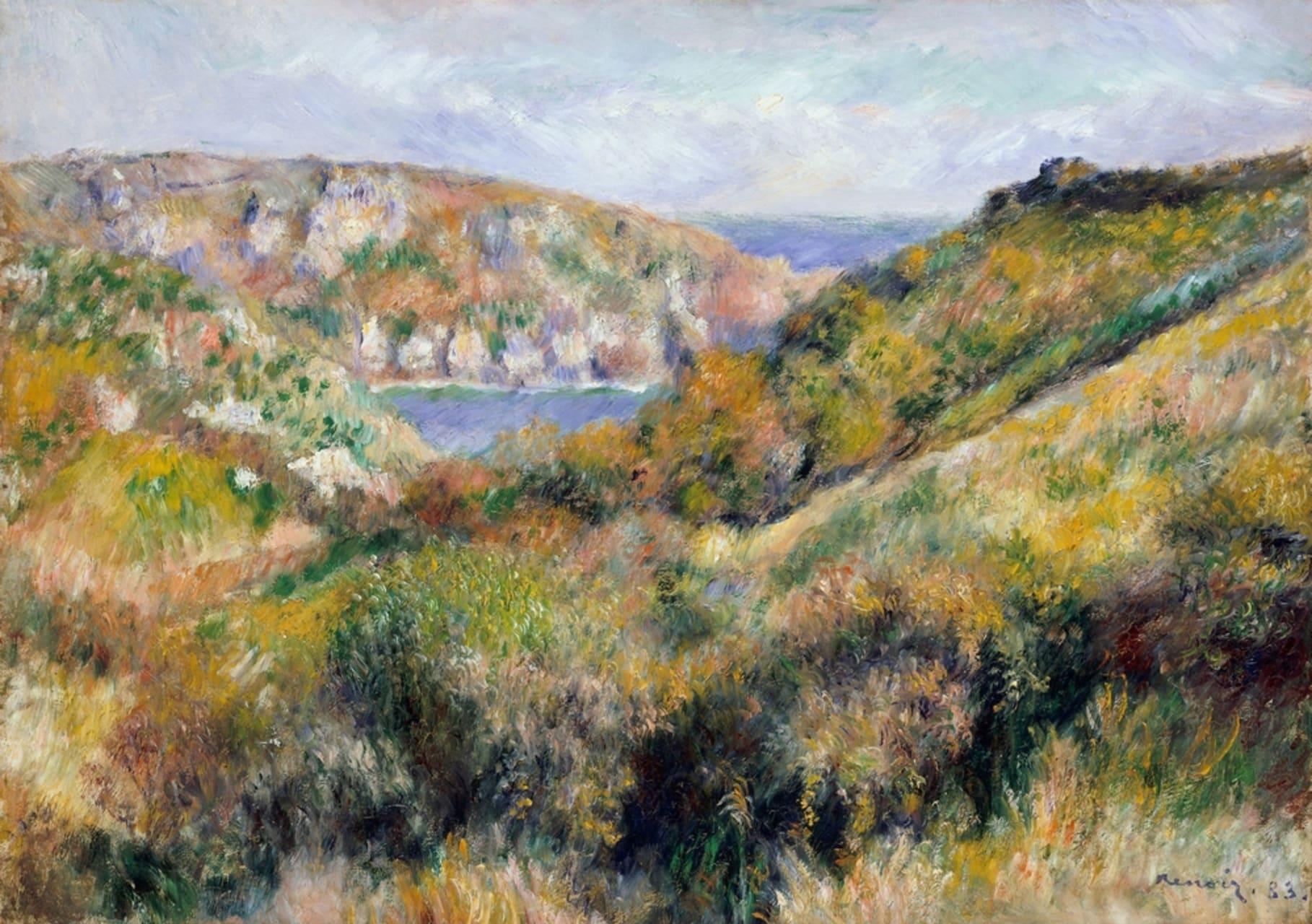Guernsey - Guernsey's Renoir Trail
