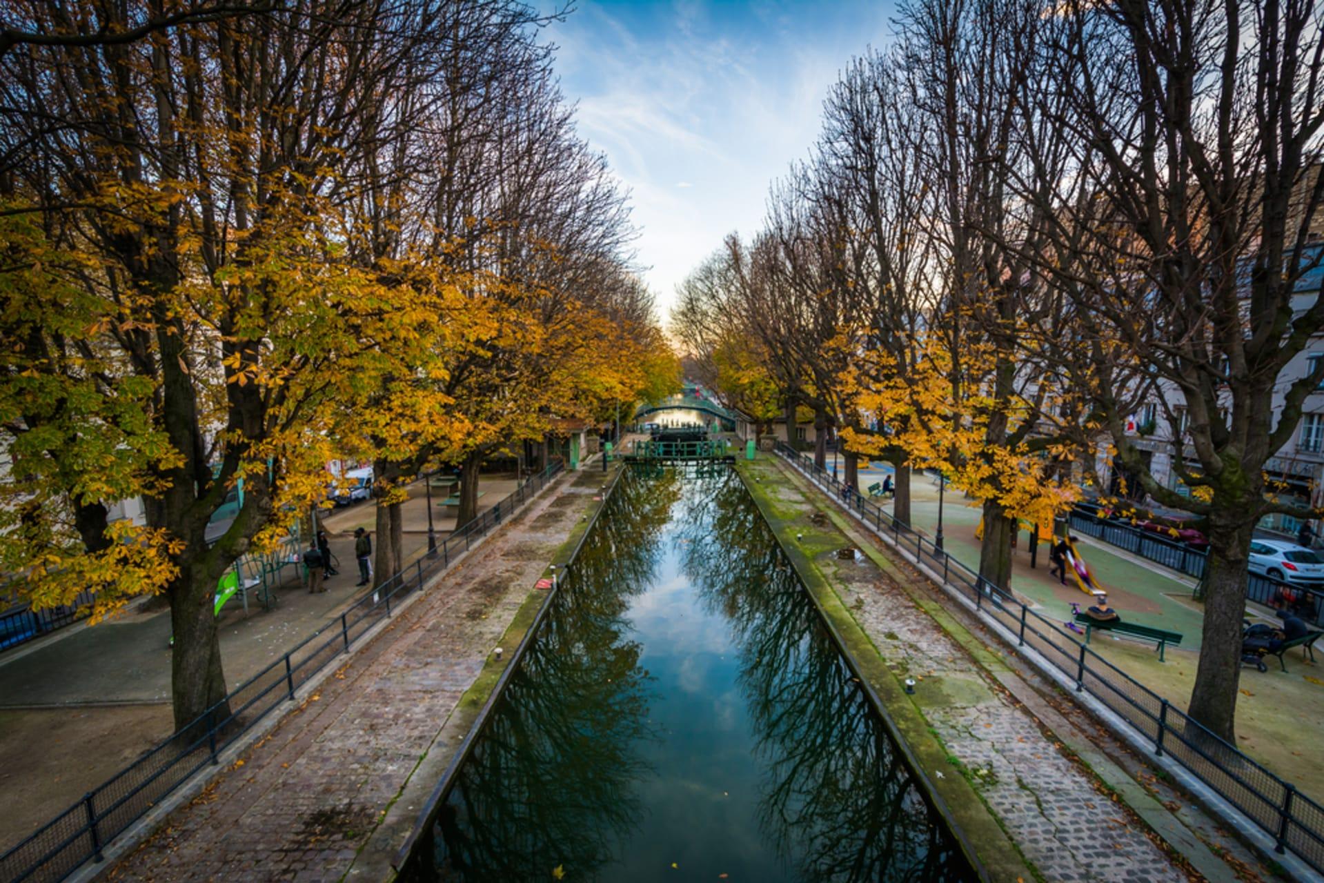 Paris - The Charm of the Canal St Martin and Place de la République