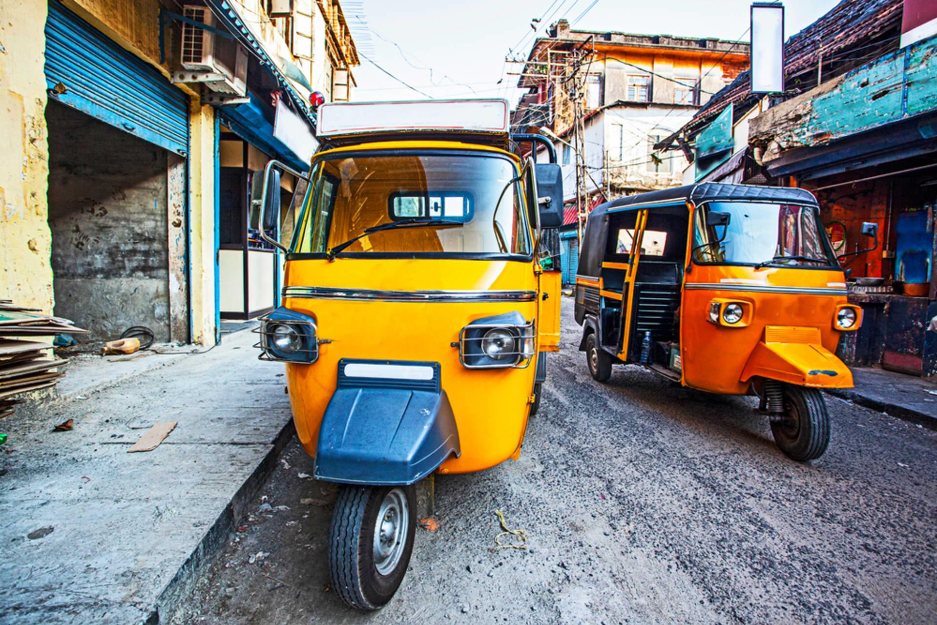 Kerala - Kozhikode City Tour With Tuk-tuk Ride