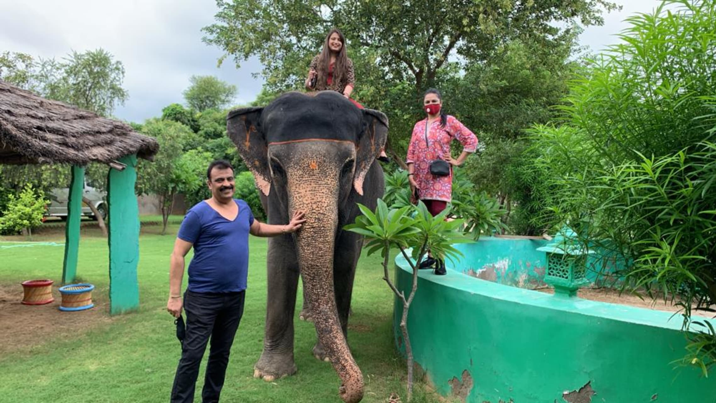 Jaipur - The Elephant Sanctuary