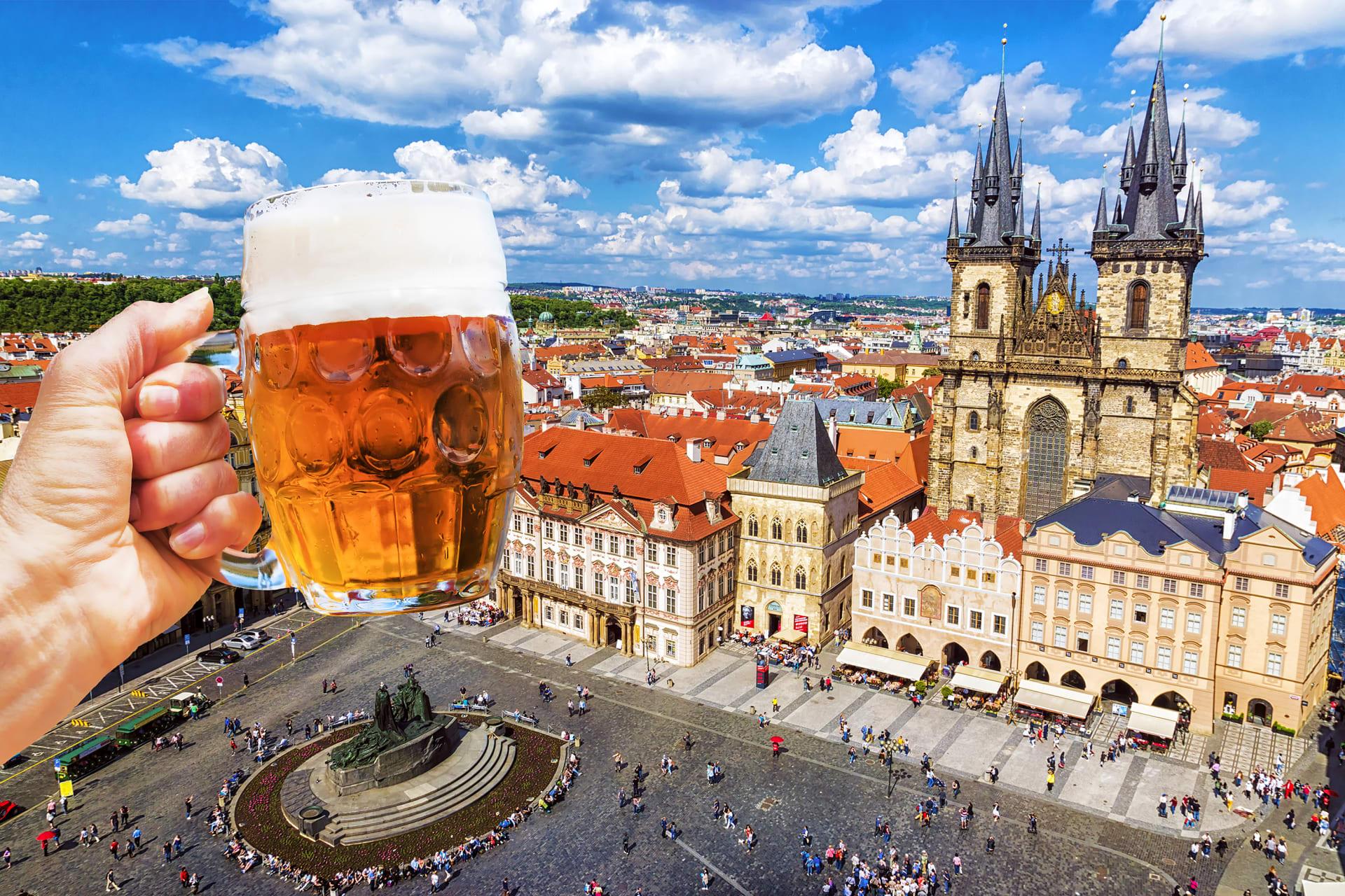 Prague - Beer in Prague: Understand the Unique Czech Beer Culture