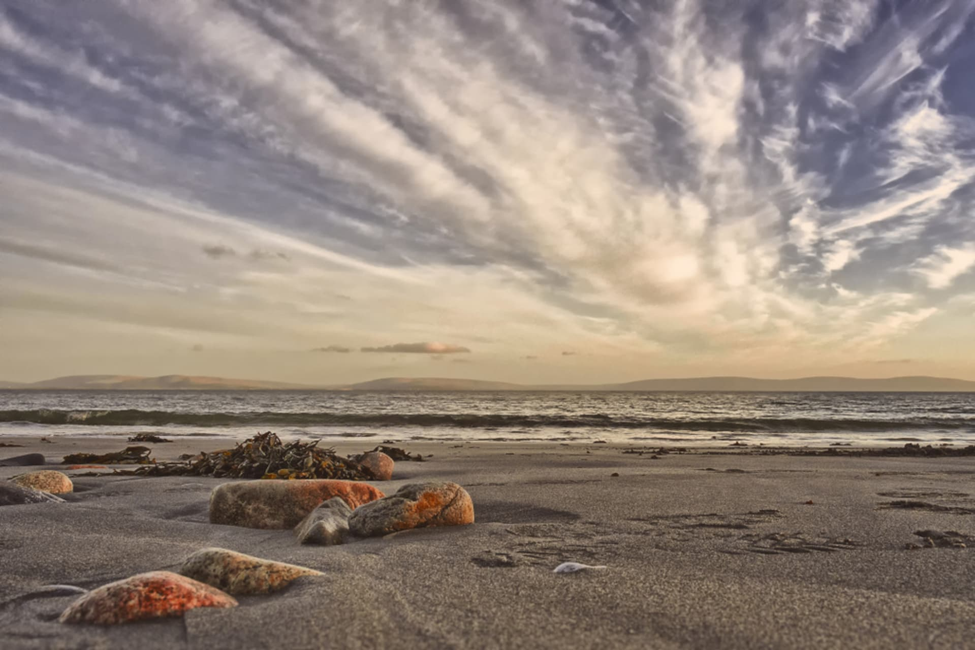 West of Ireland - Burren Coastline and Galway Bay