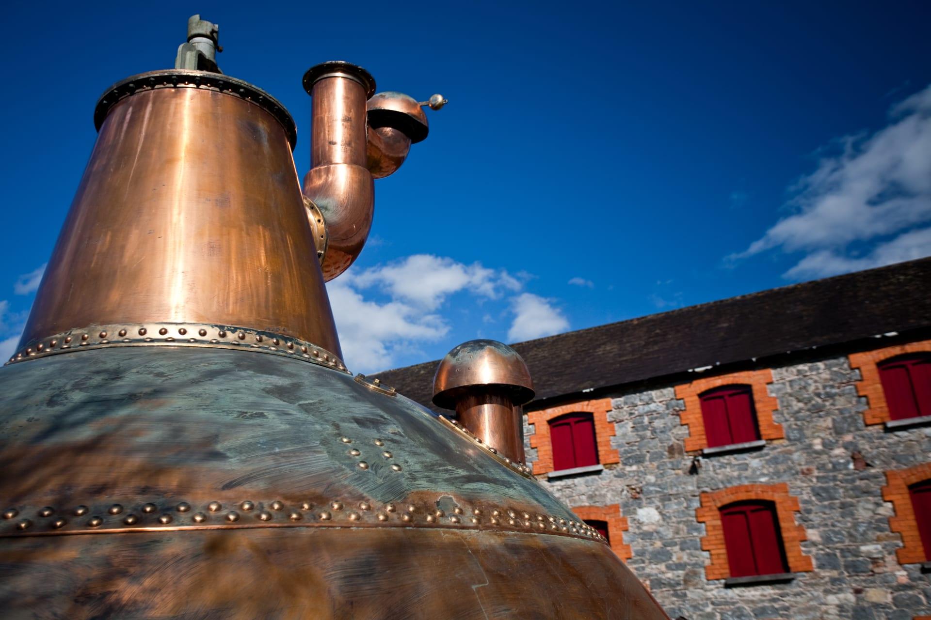 Dublin - Taste of Guinness and Whiskey - The Liberties