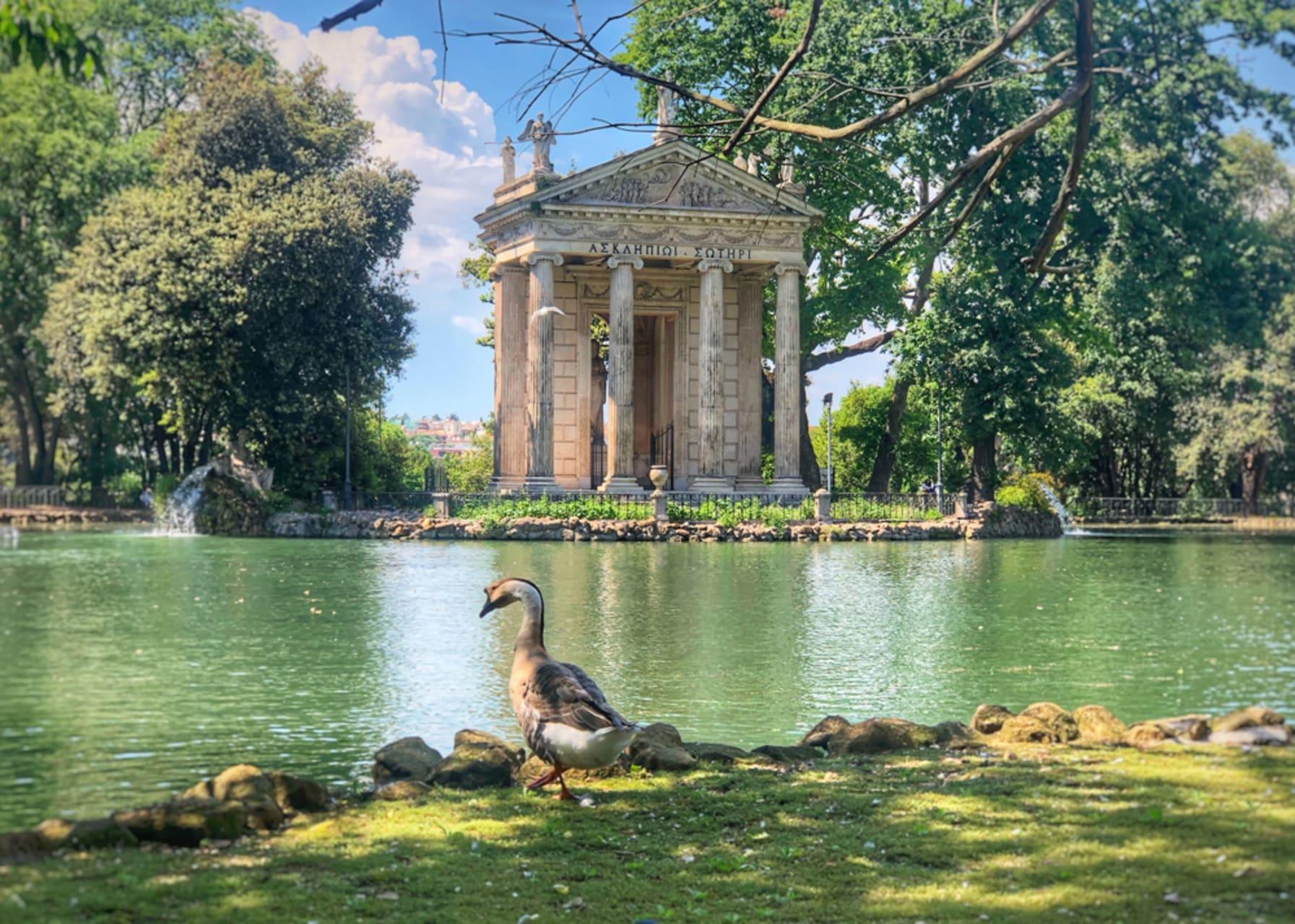 Rome - Villa Borghese - Part 2