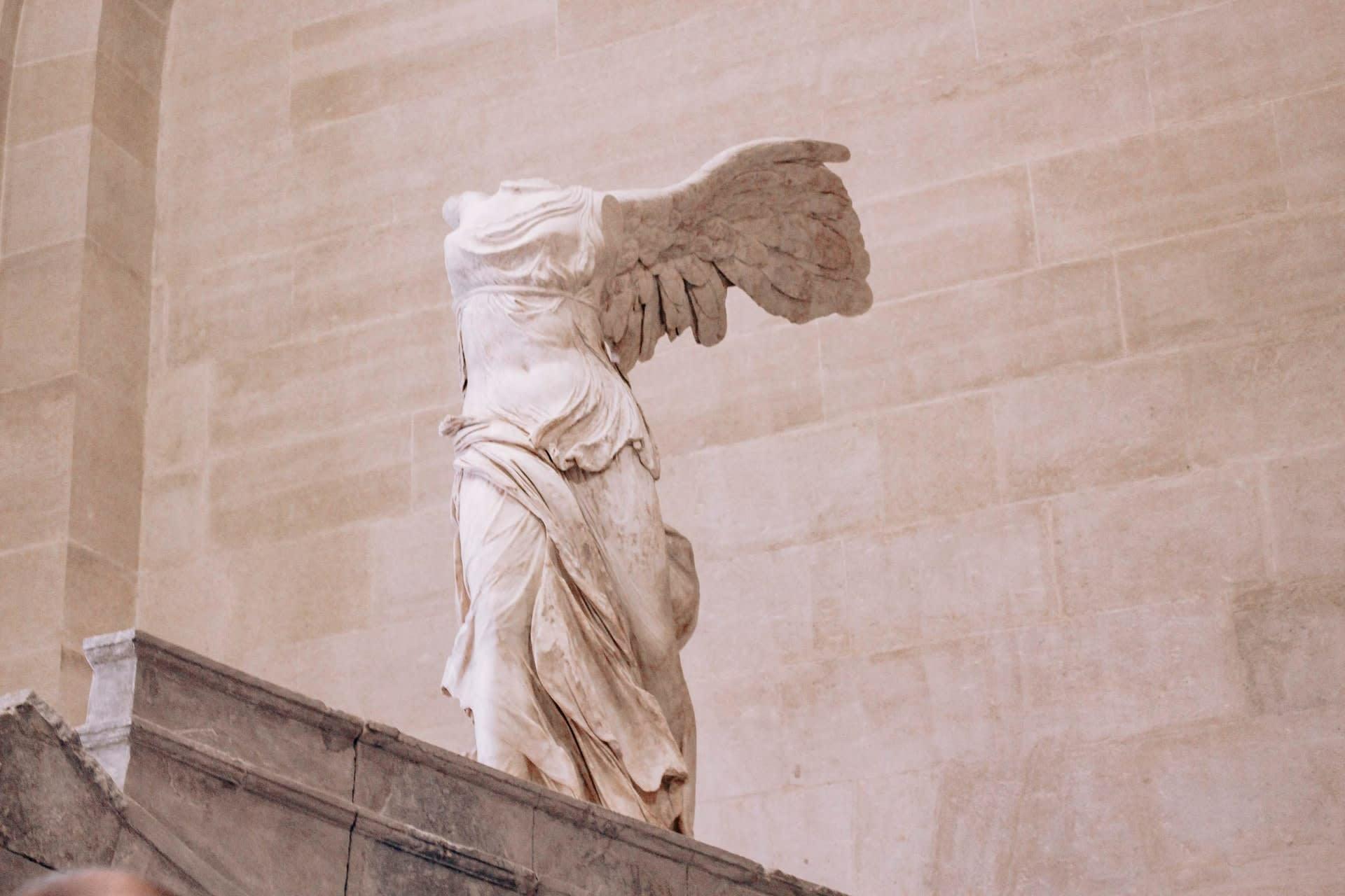 Paris - Louvre, The Famous Antique Statues