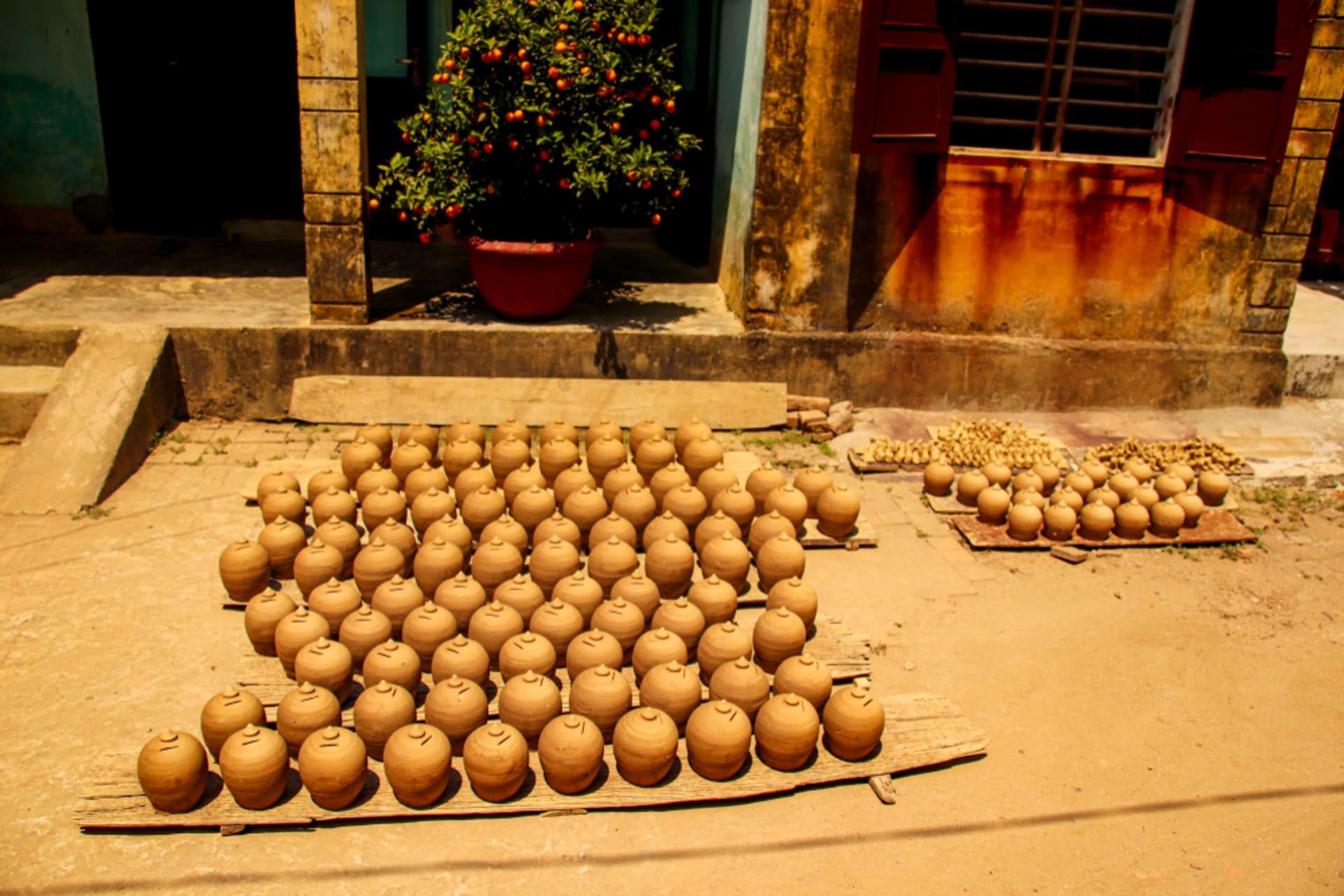 Hội An - Hội An - Day 4: Visit a Pottery Village