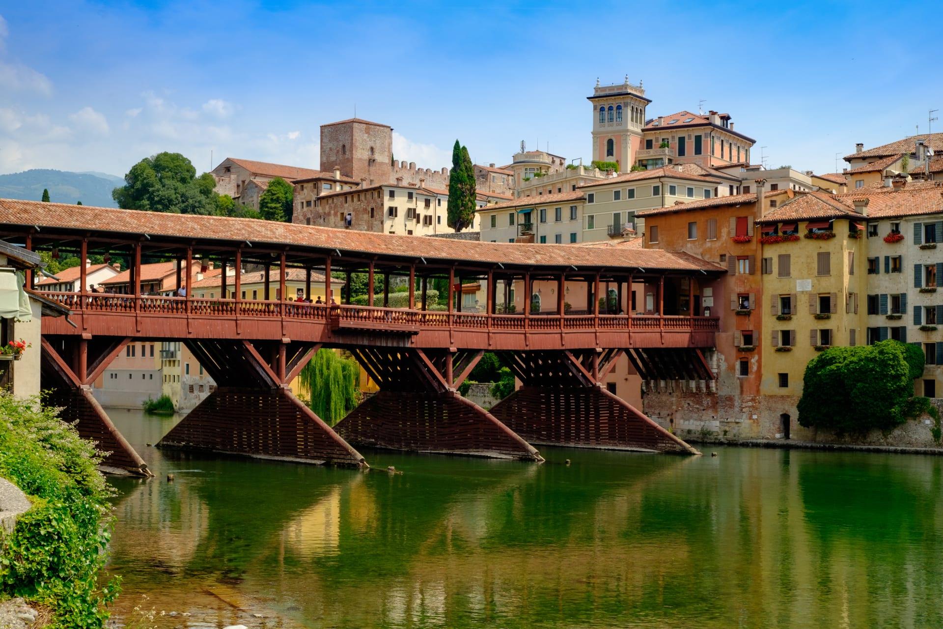Veneto - Bassano del Grappa - An  Introduction Walk