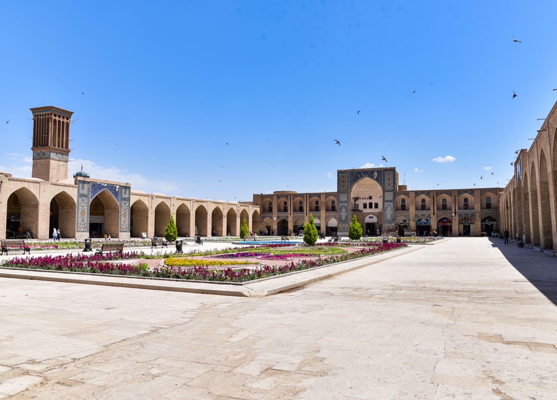 Kerman - Royal Square of Kerman