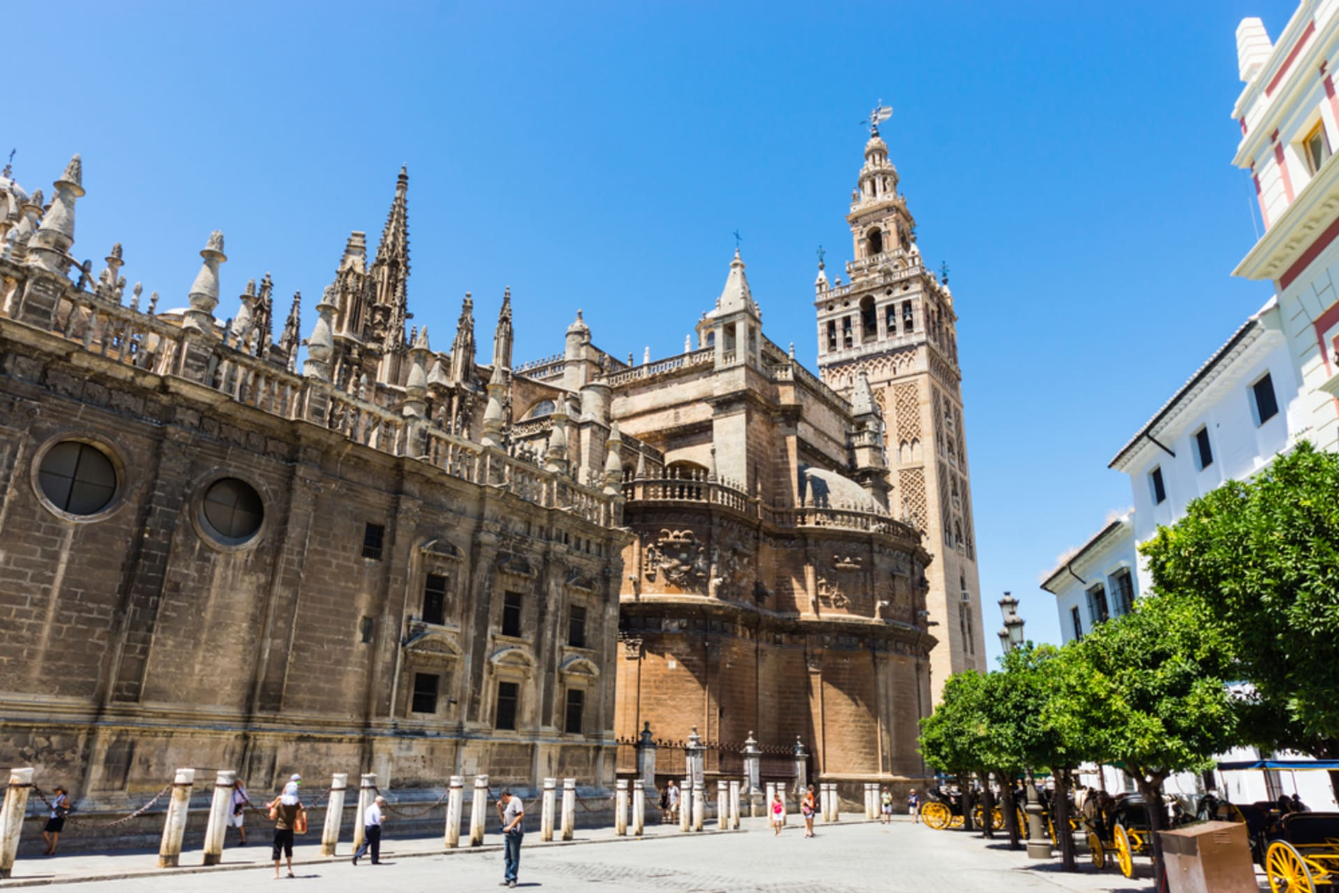 Seville - Monumental Seville: The Cathedral and its Surroundings