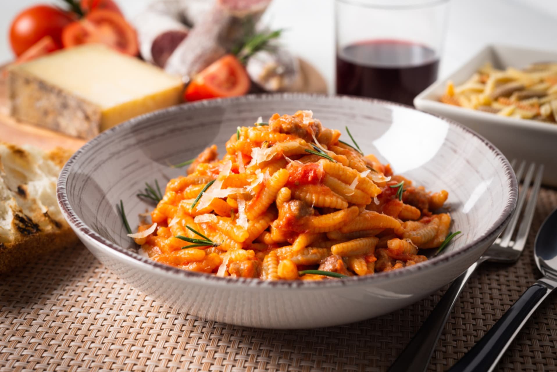 Sardinia - Italy - Cooking Experience: Sardinian Gnocchi Campidanese Malloreddus