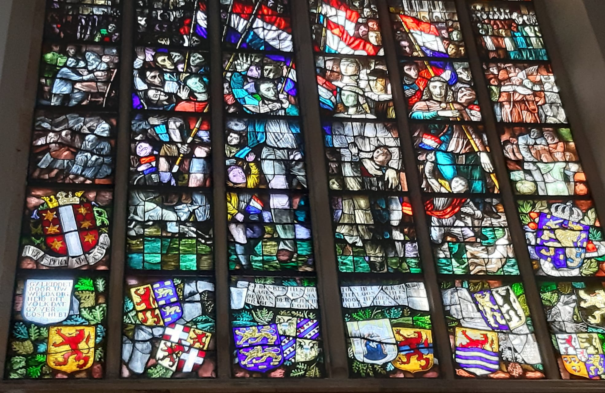Gouda - The most beautiful church of the Netherlands.