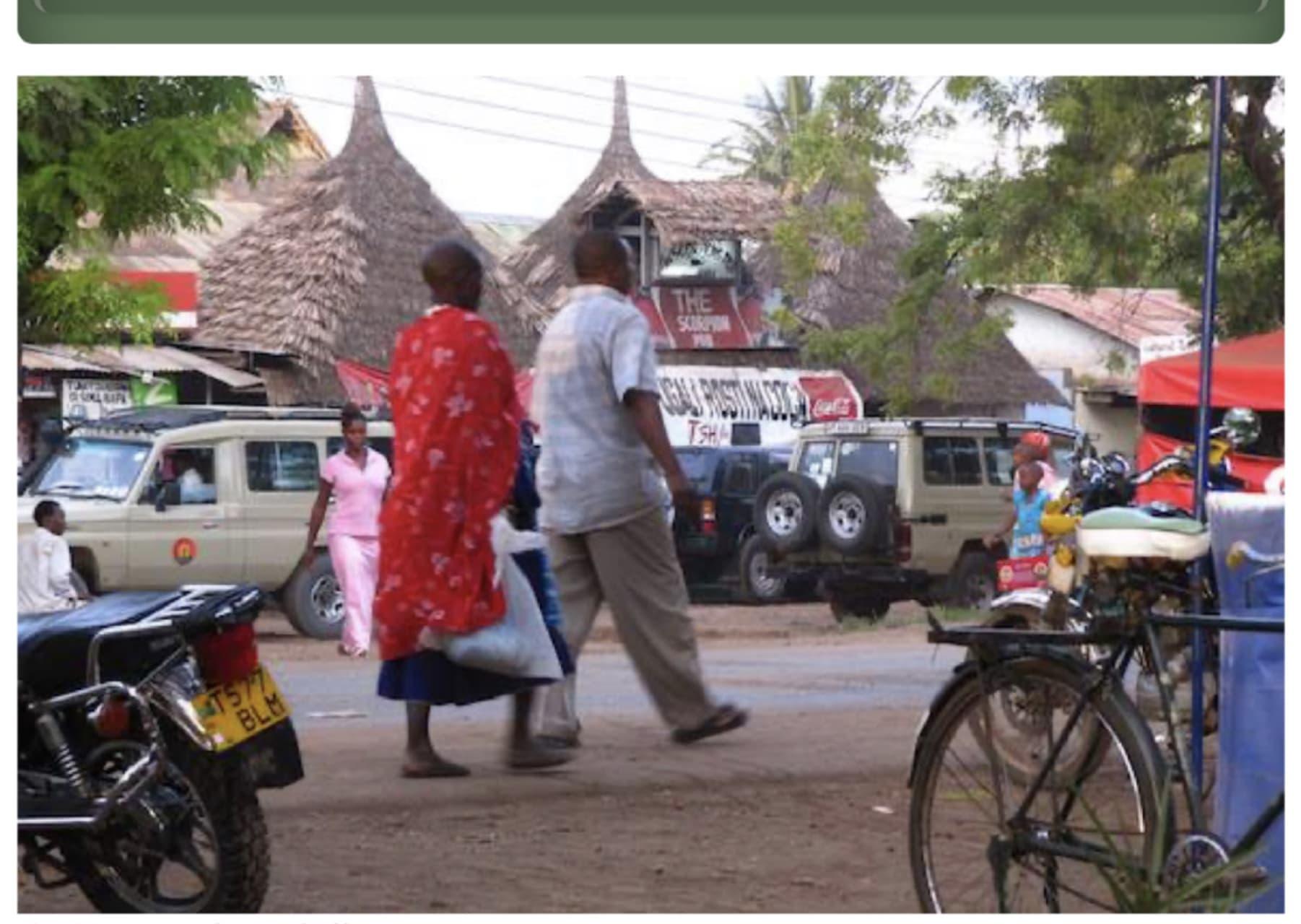 Arusha - Tanzania Mto Wa Mbu