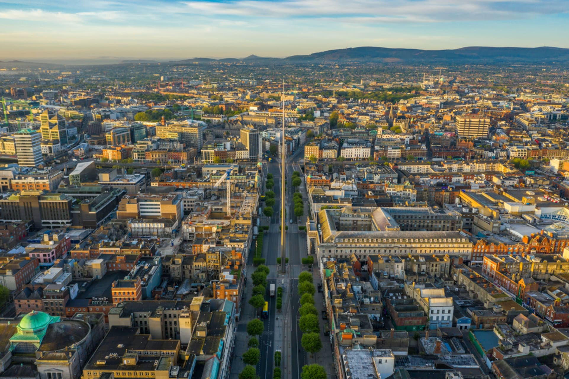 Dublin - Easter 1916 The city that fought an Empire