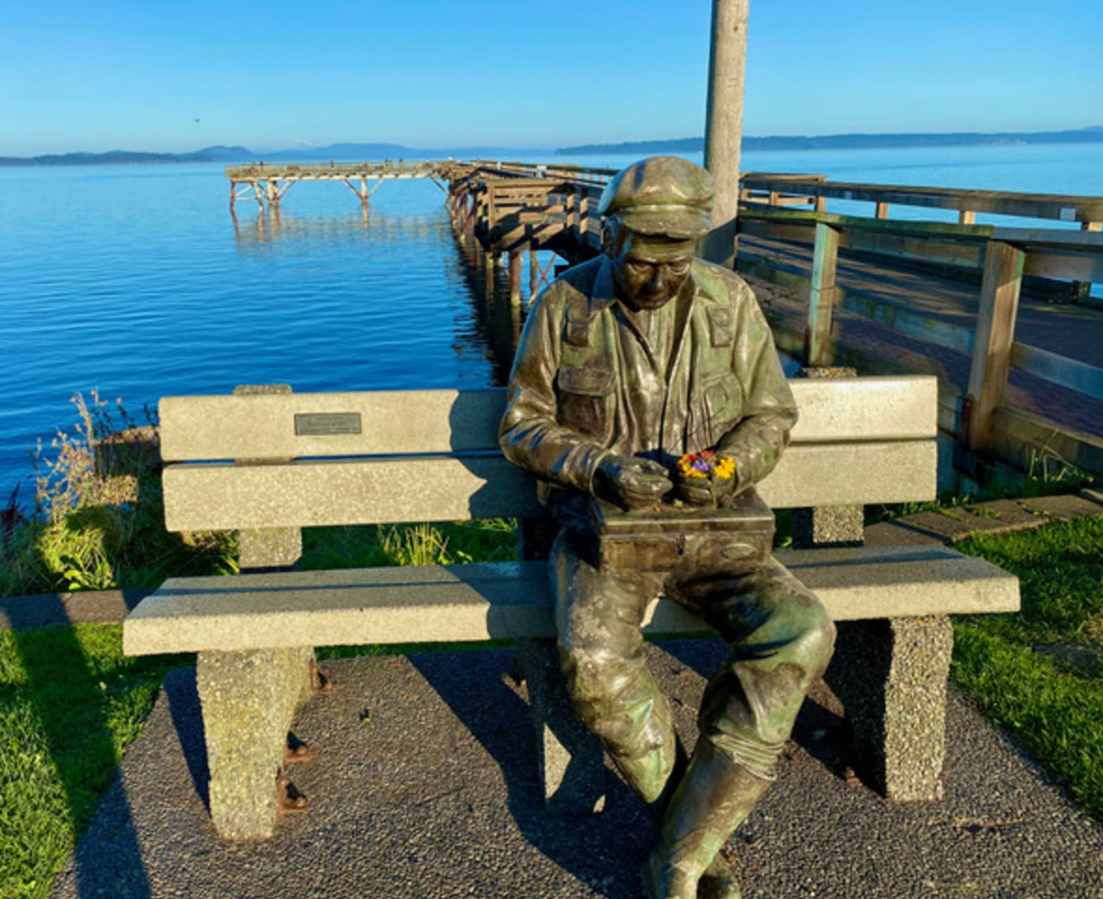 Victoria, BC - Sidney by the Sea - Art Walk