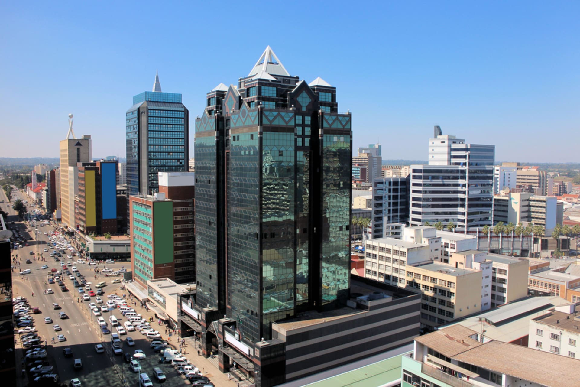 Harare - Harare:  The Heart of the City