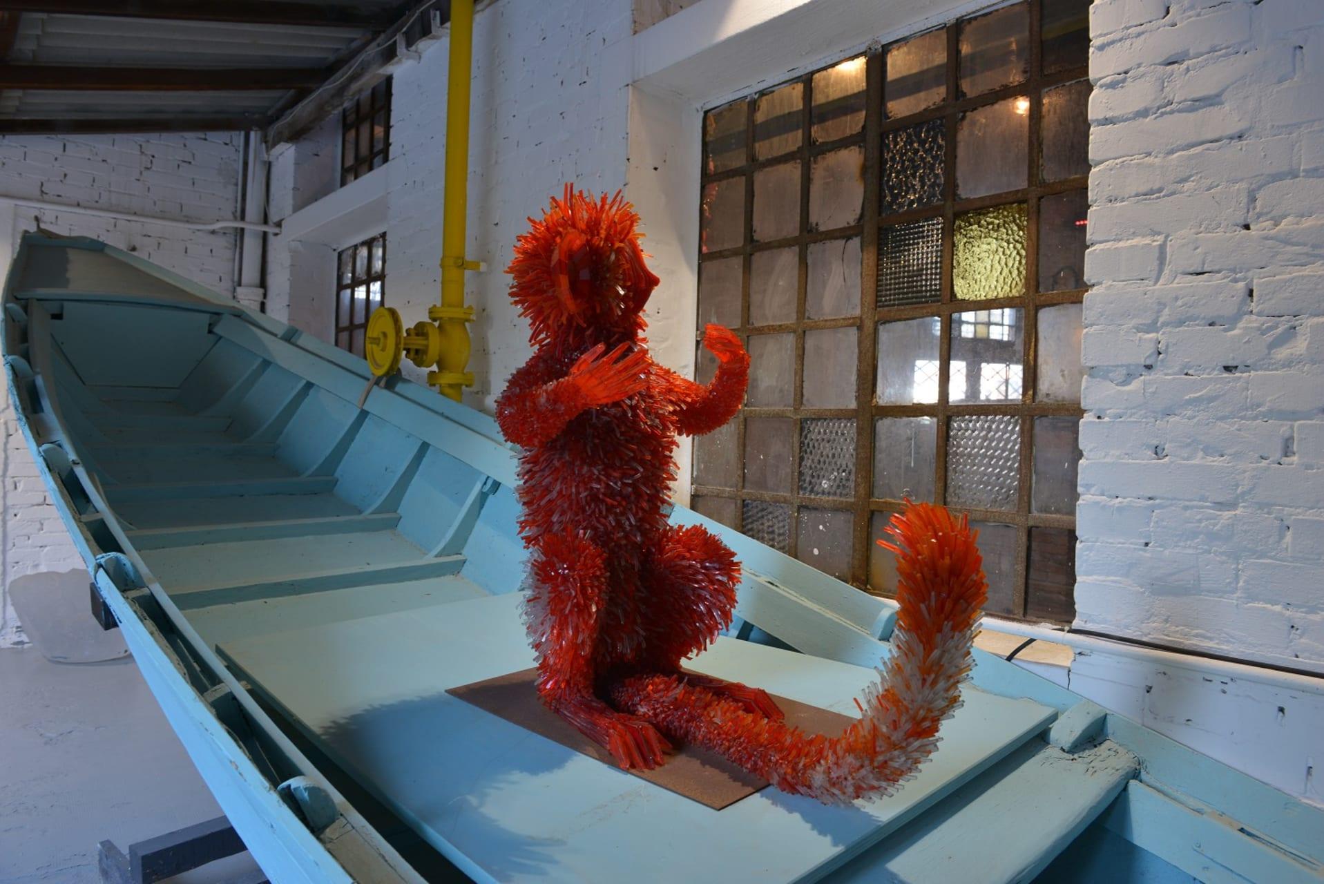 Veneto - Murano - Glasswork gallery visit