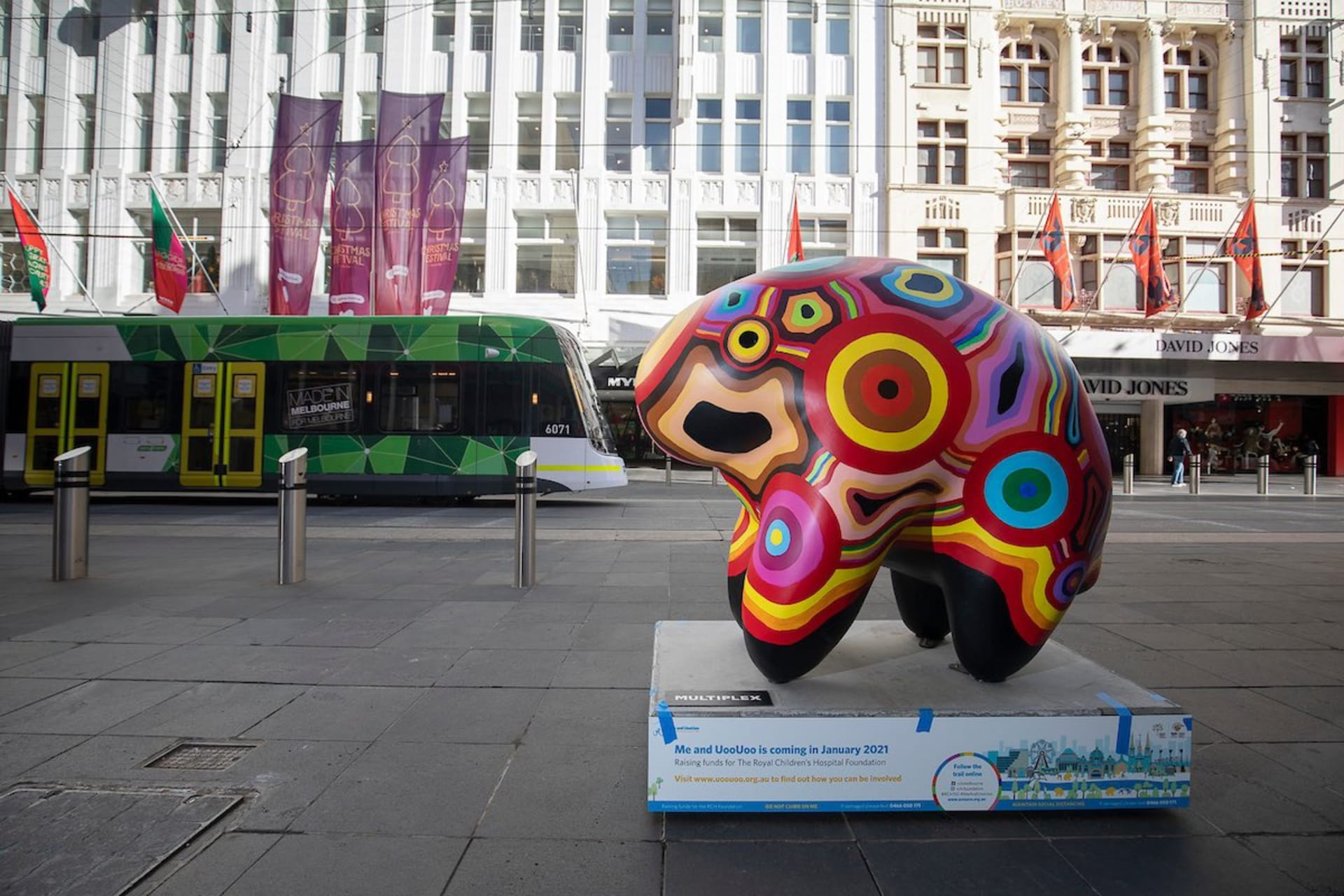 Melbourne - Art Special: Melbourne's Colourful UooUoo Trail - Part 4