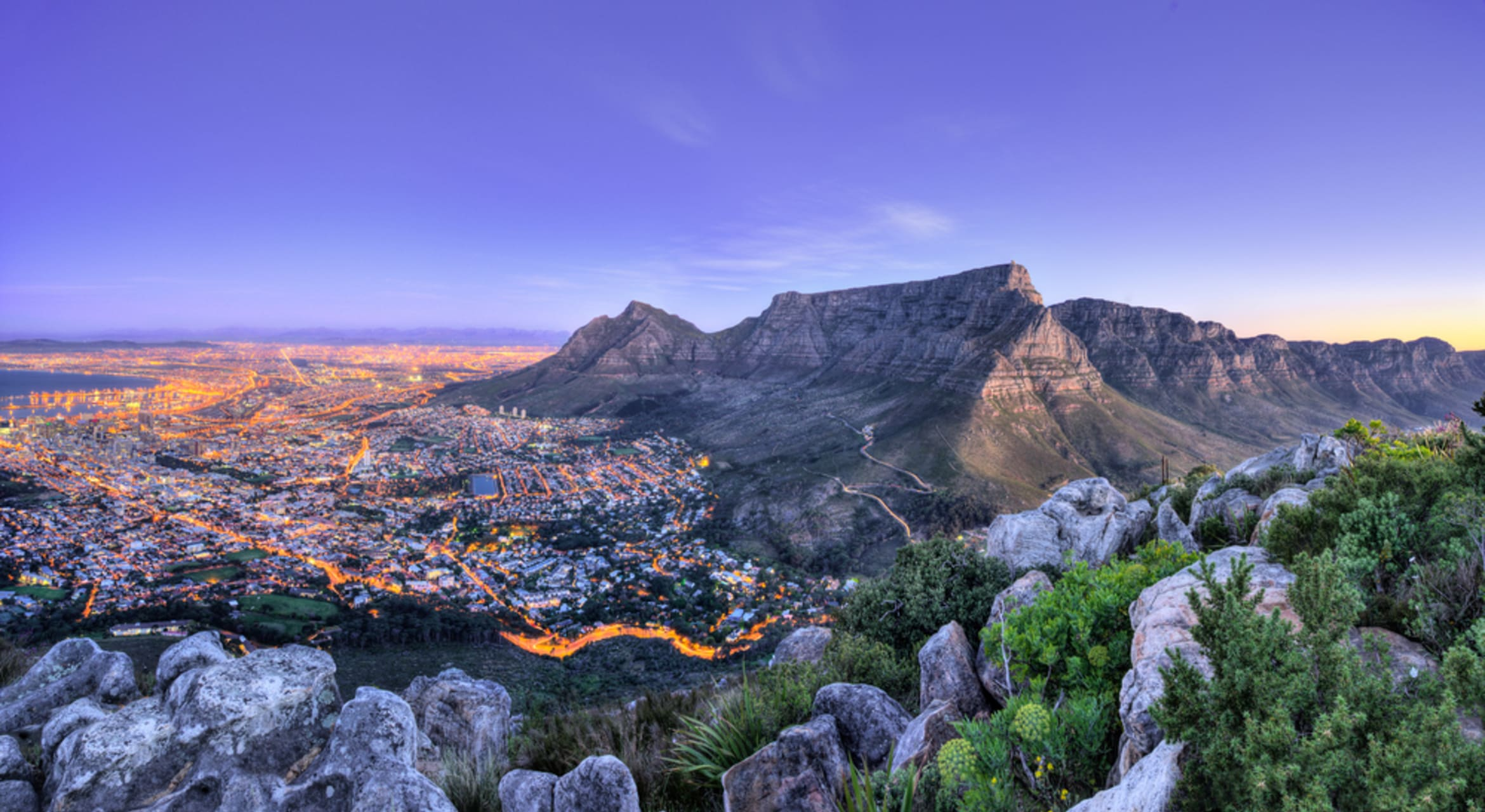 Cape Town - Table Mountain of Cape Town