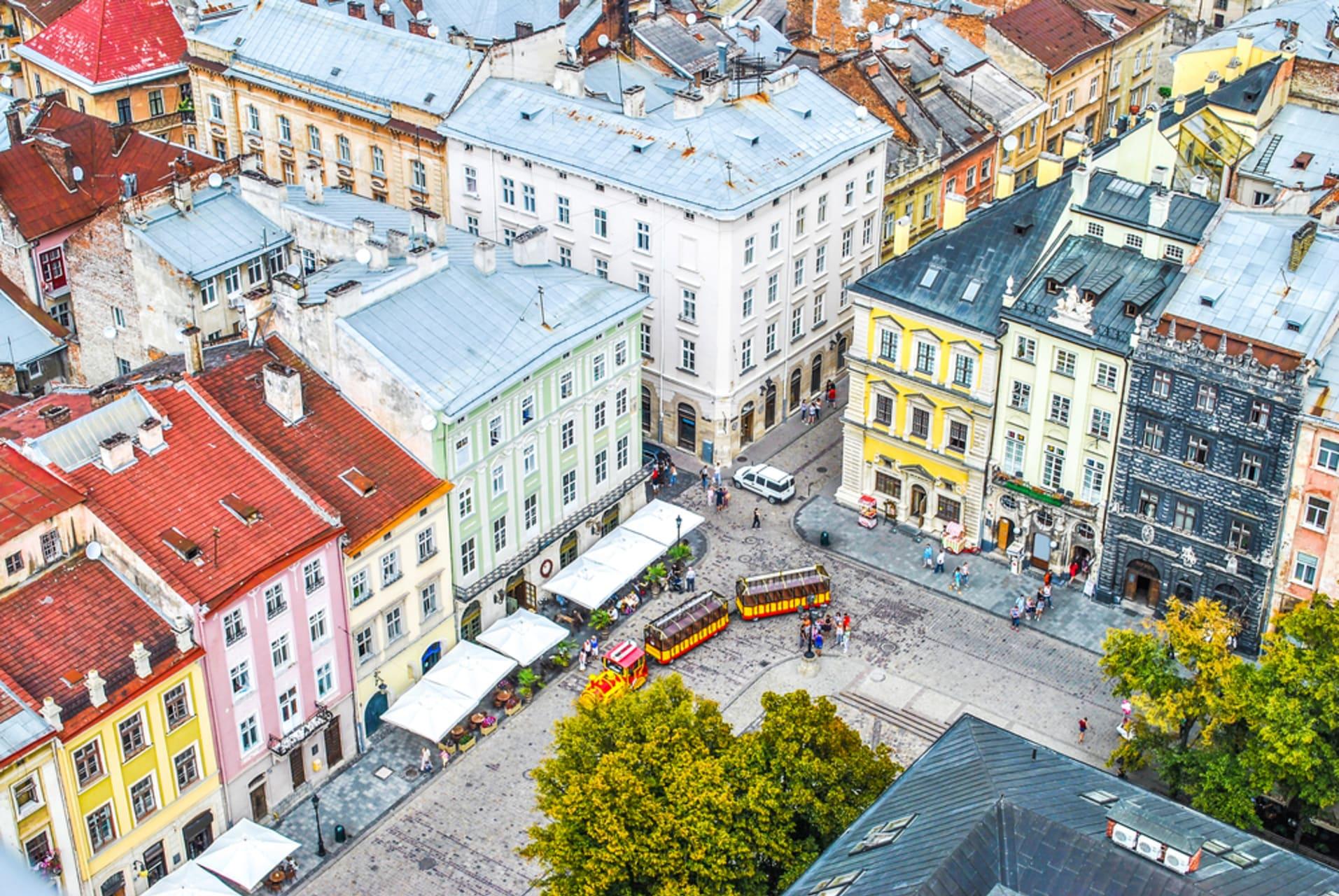 Lviv - Lviv - The Hidden Gem of Eastern Europe