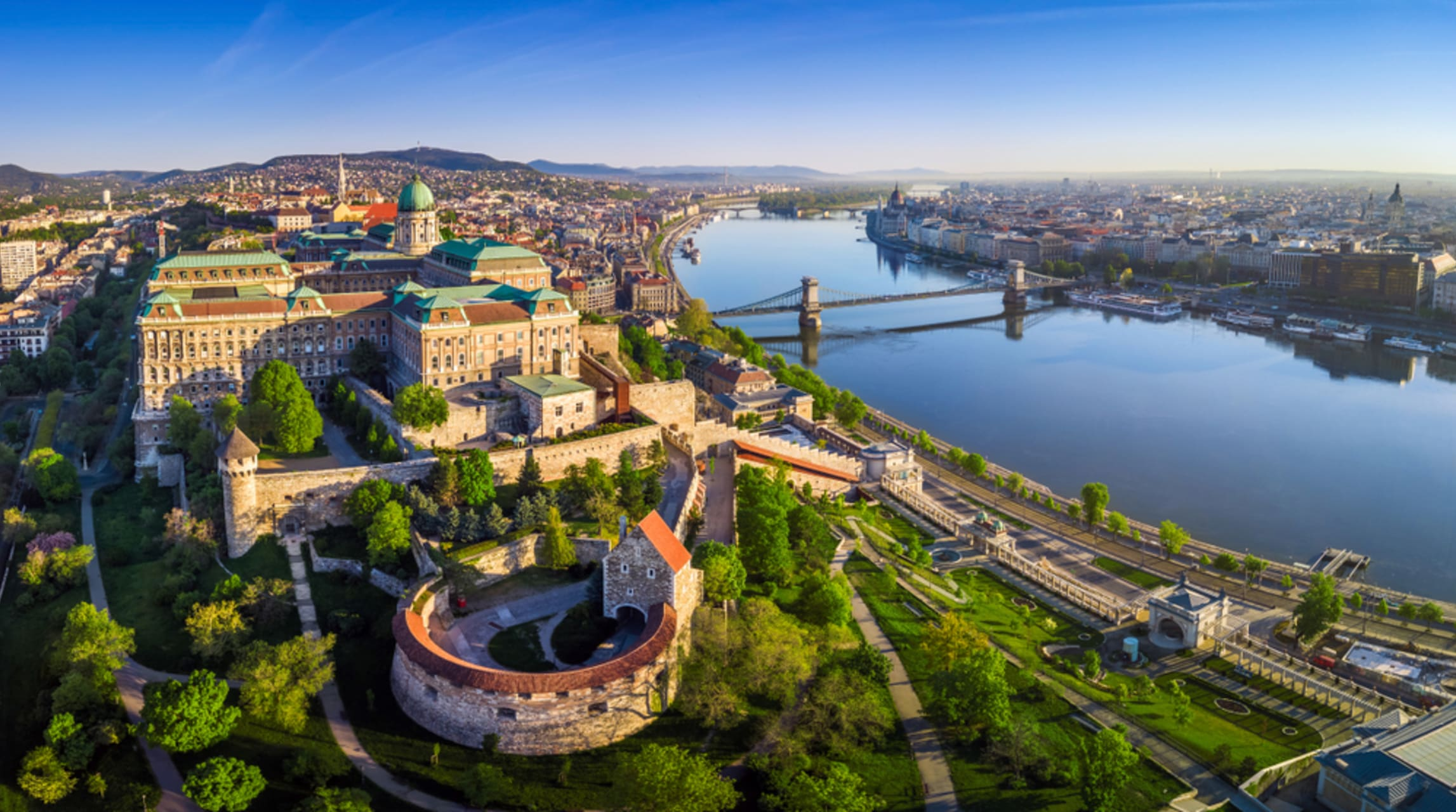 Budapest - Budapest's Architectural Gems Series: The Buda Castle