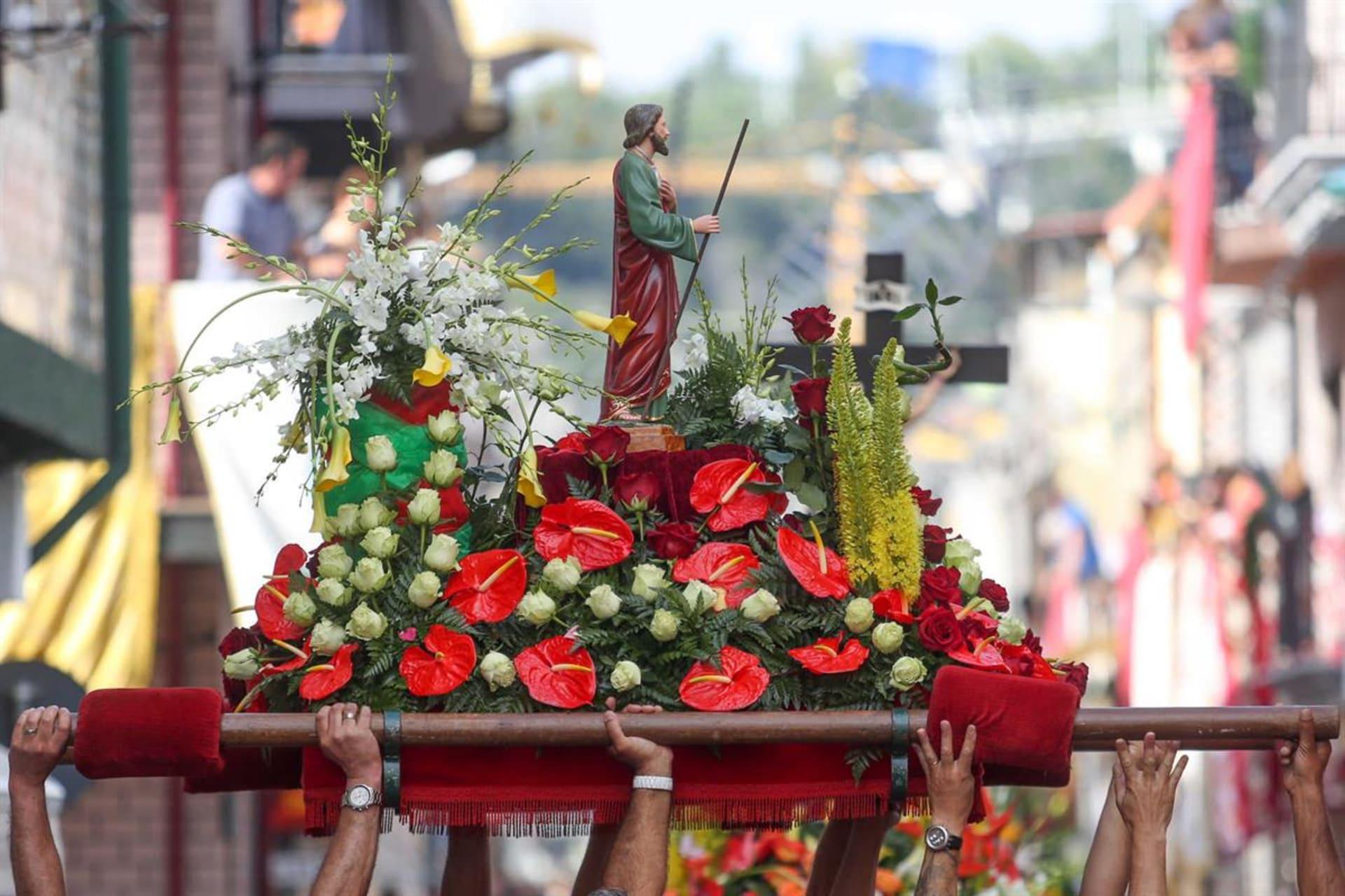 Gaia - Festivities of St. Peter, Patron of Fishermen