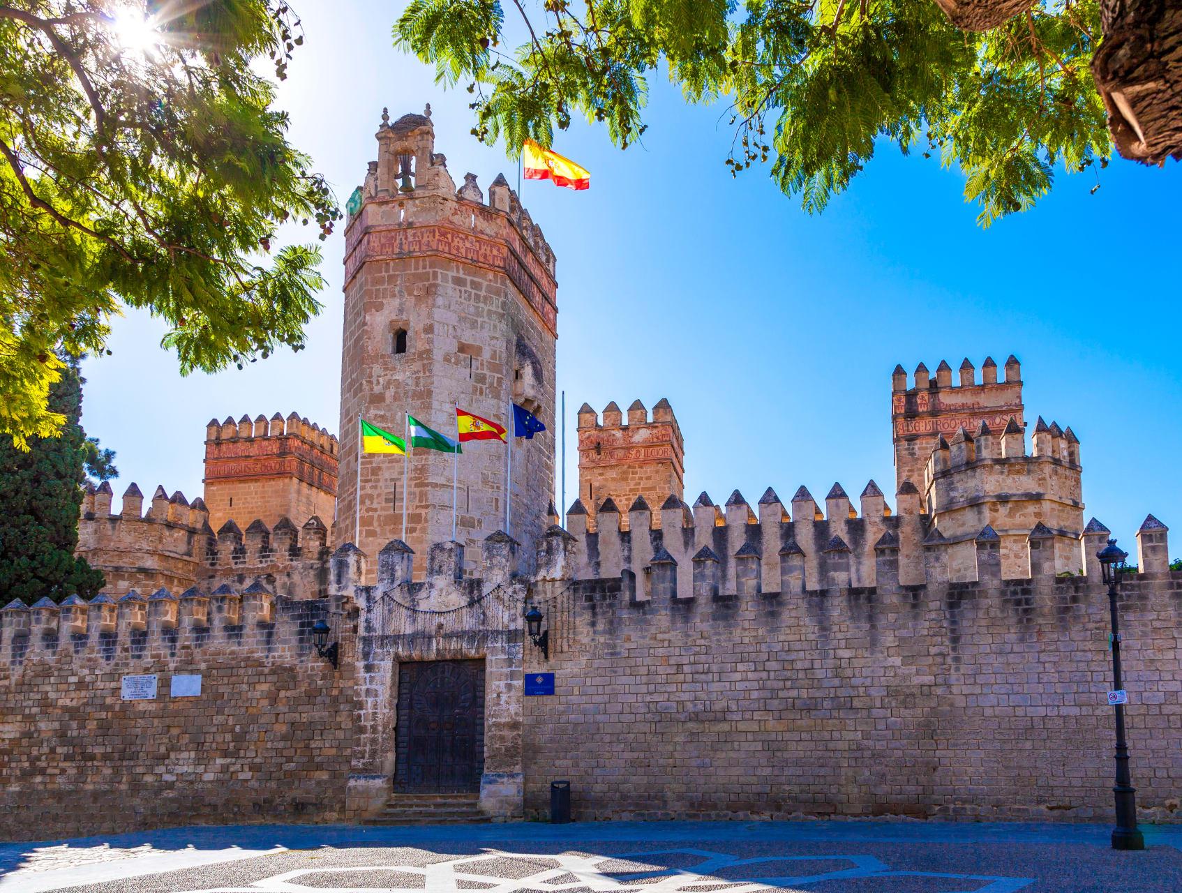 Cádiz - El Puerto de Santa Maria, the city of 100 Palaces