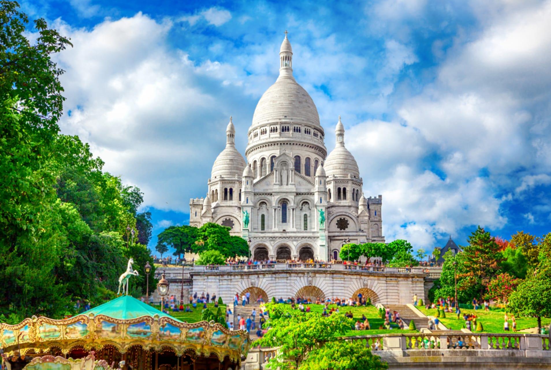 Paris - Montmartre, Paris - Home of the Artists