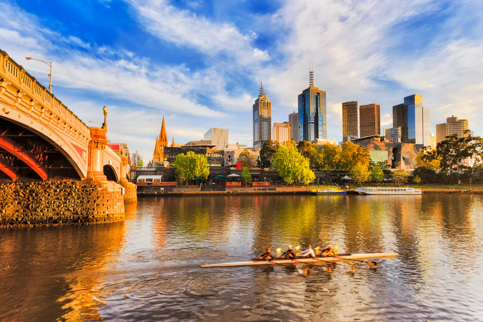 Melbourne - Fall in Love With Melbourne: Australia's City of Romance
