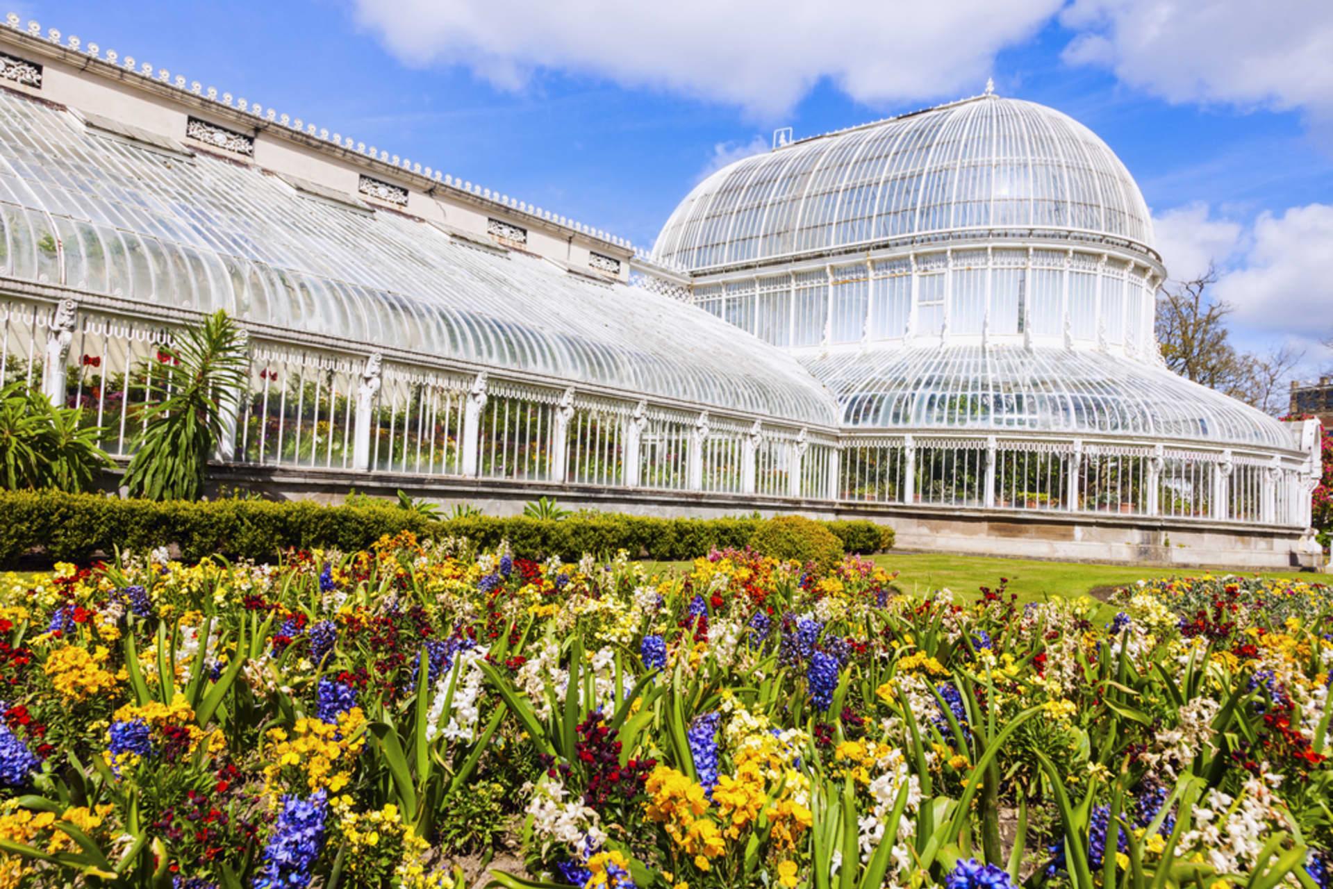Belfast - Belfast: Botanical Gardens, Queens University and Ulster Museum