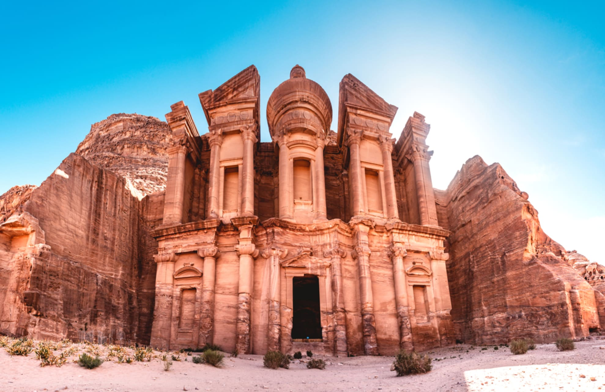 Petra - Petra, One of the 7 Wonders - Trail III