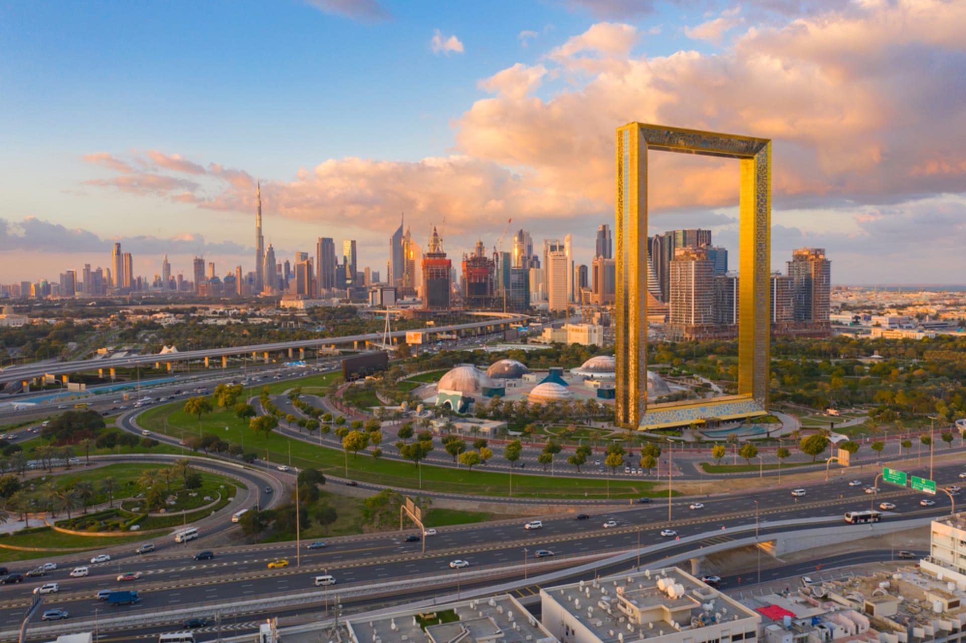 Dubai - The Dubai Frame