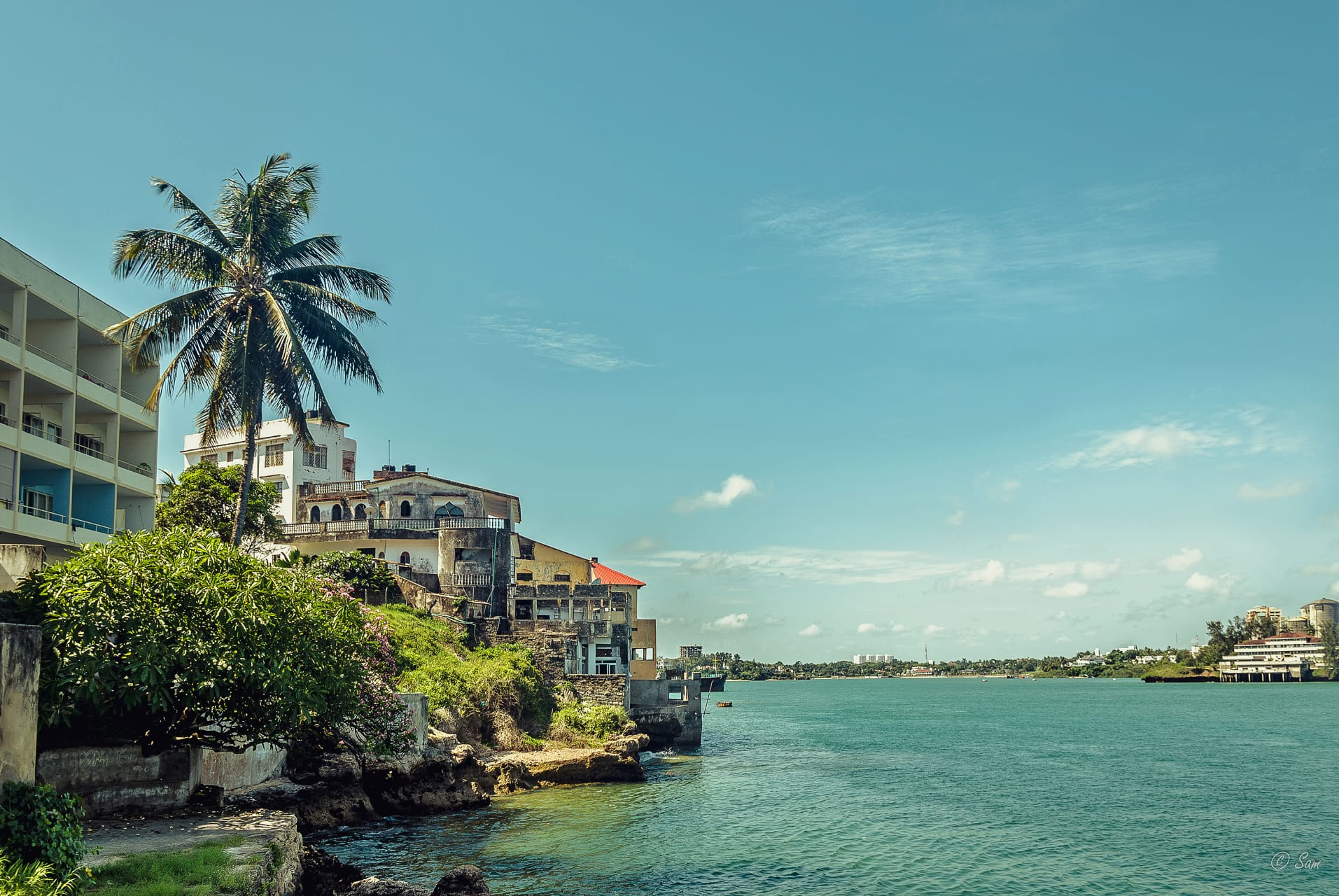 Mombasa - A stroll through historical Mombasa Old Town