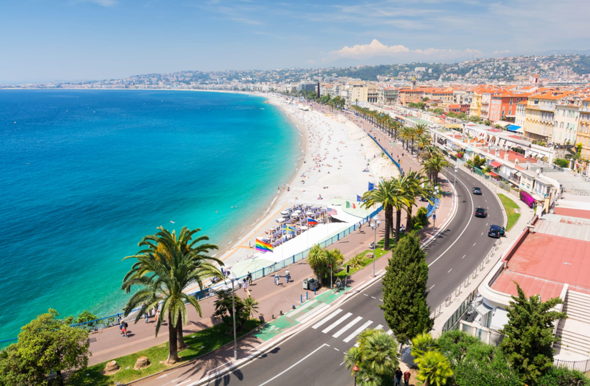 French Riviera - Nice: The Secrets of The Promenade Anglais
