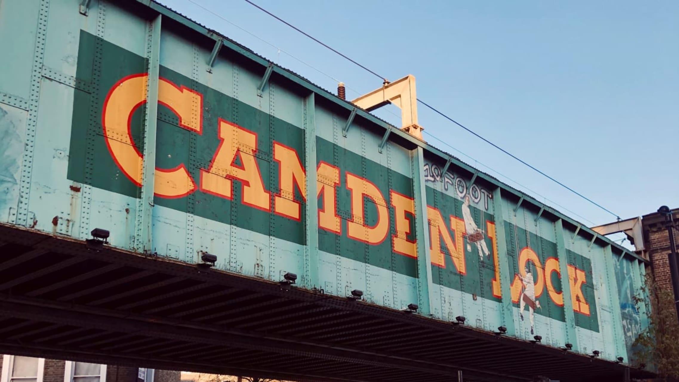 London - Camden Town: Le Quartier Punk (TOUR IN FRENCH)