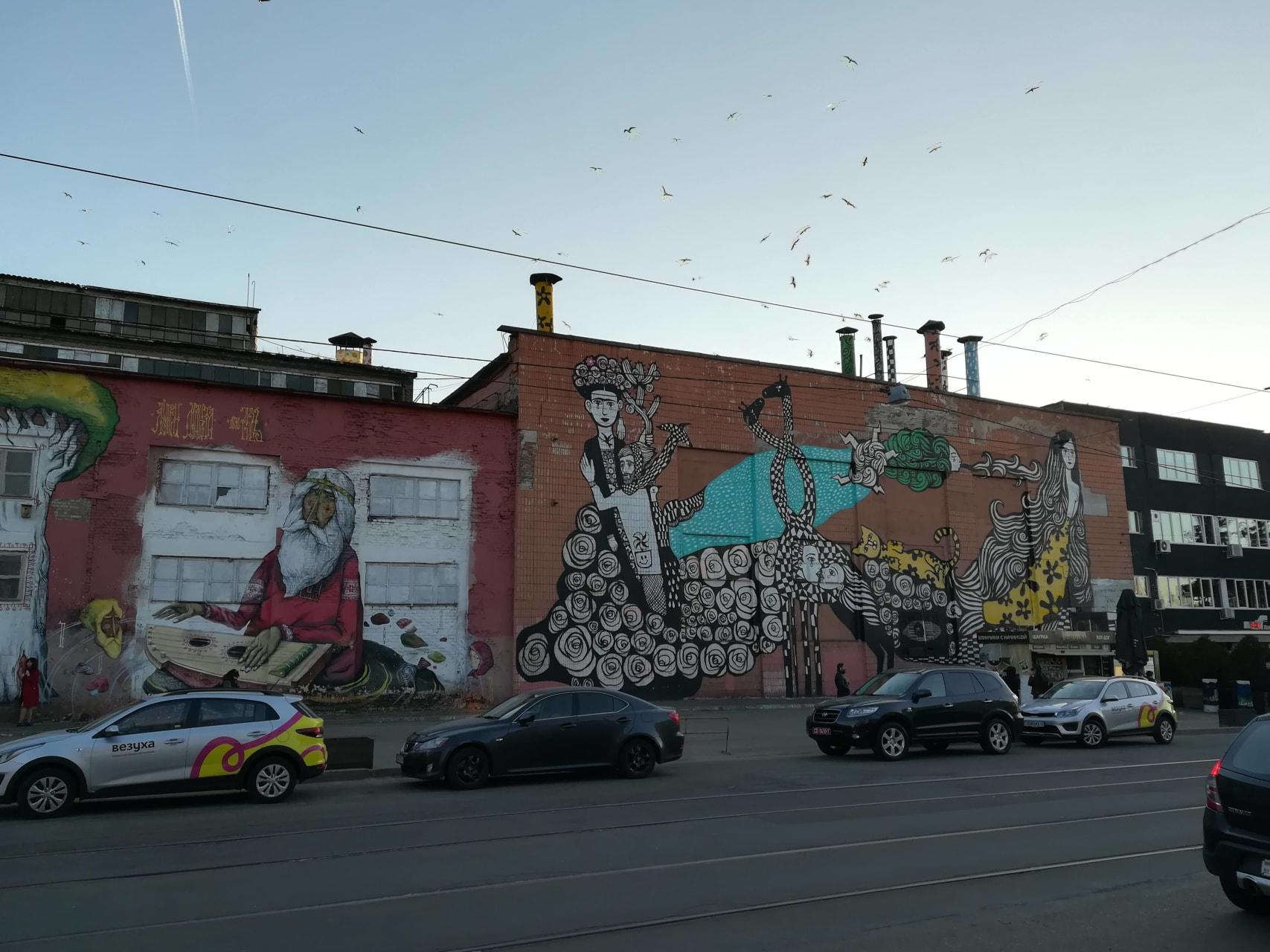 Minsk - Minsk - Street Art