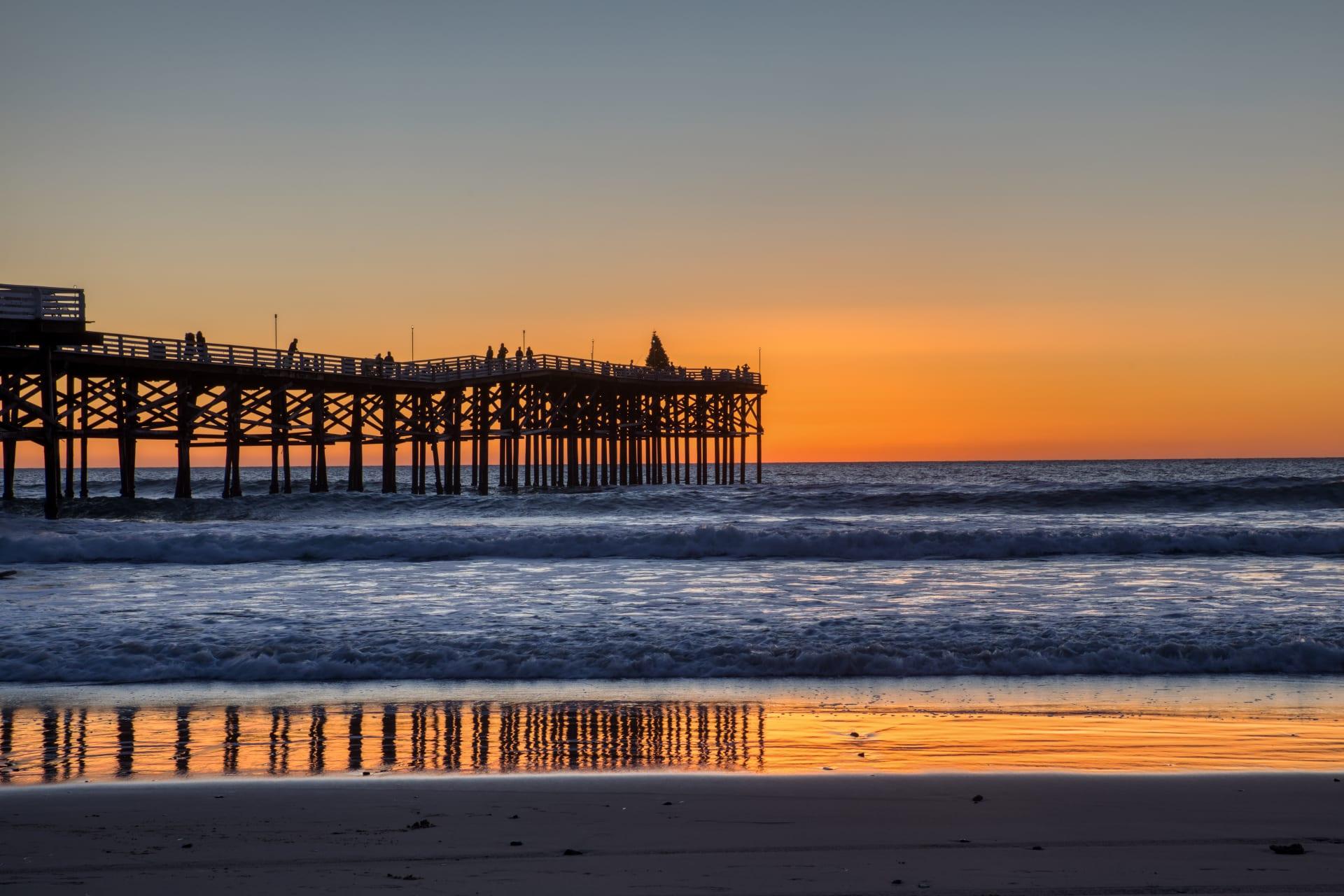 San Diego - Pacific Beach Sunset Tour