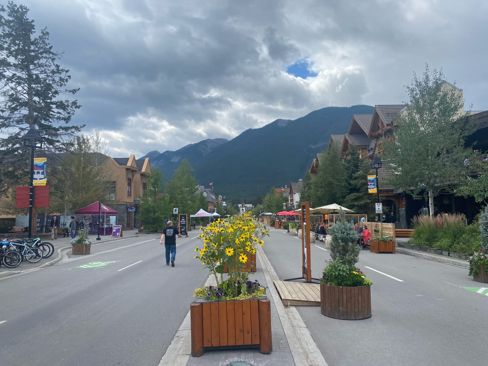 Banff - Just for Fun :) - you pick the route!