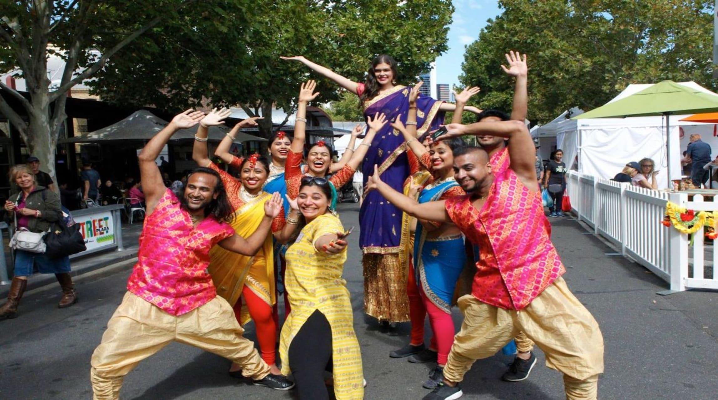Melbourne - Indian Mela at the Market