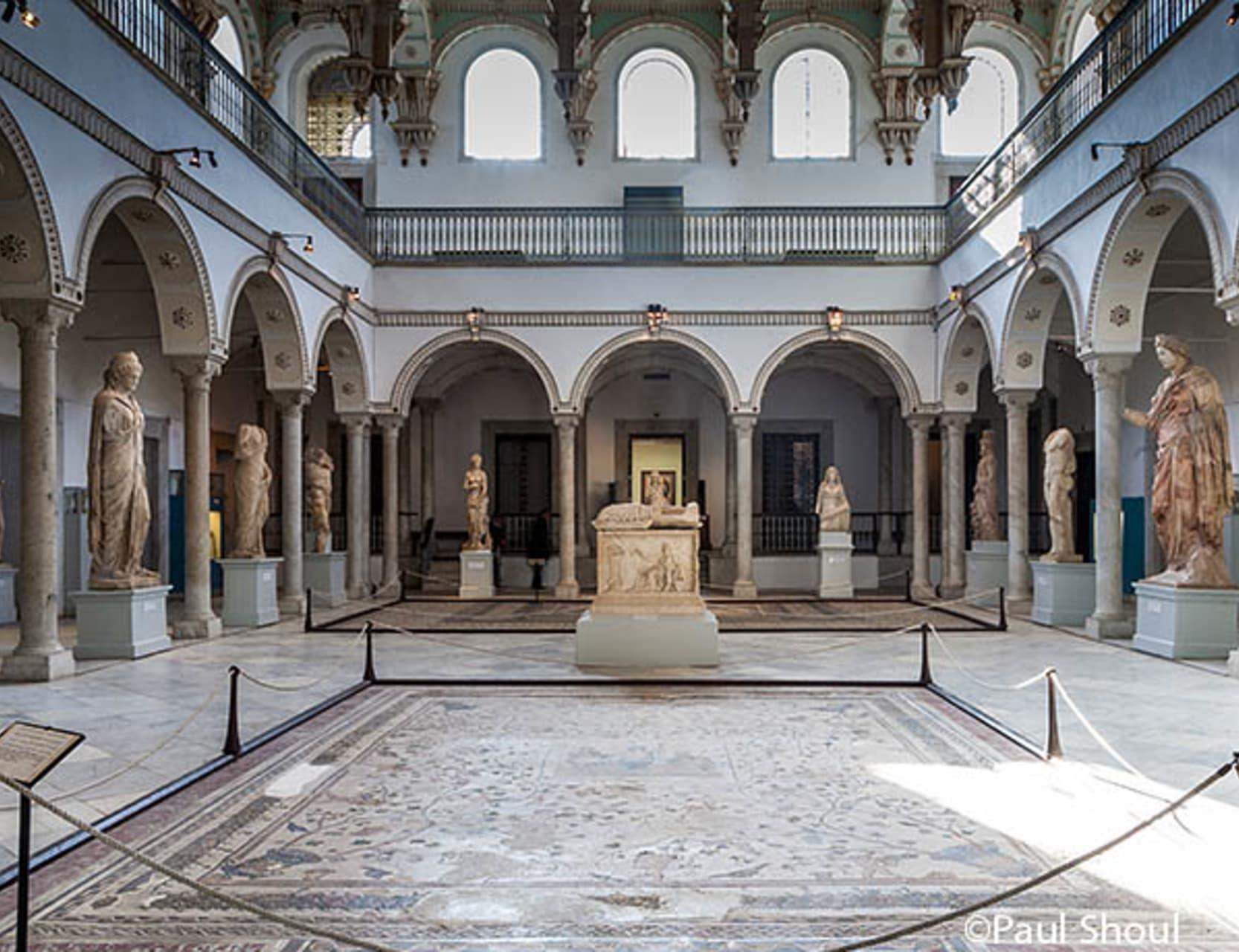 Tunis & Carthage - Explore The Fascinating National Bardo Museum In Tunis