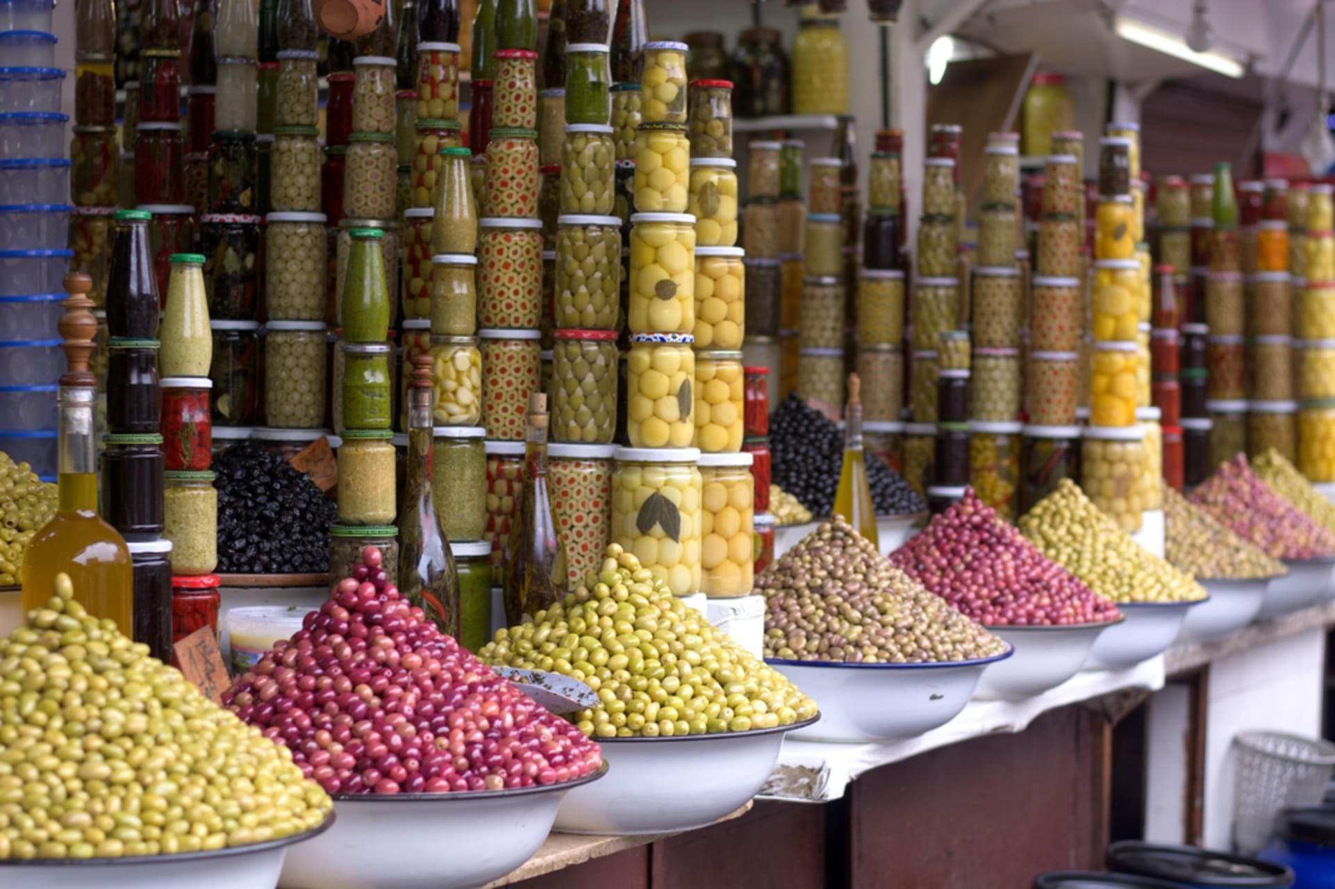Haifa - Talpiot Market: the heart of the vibrant Haifa food scene
