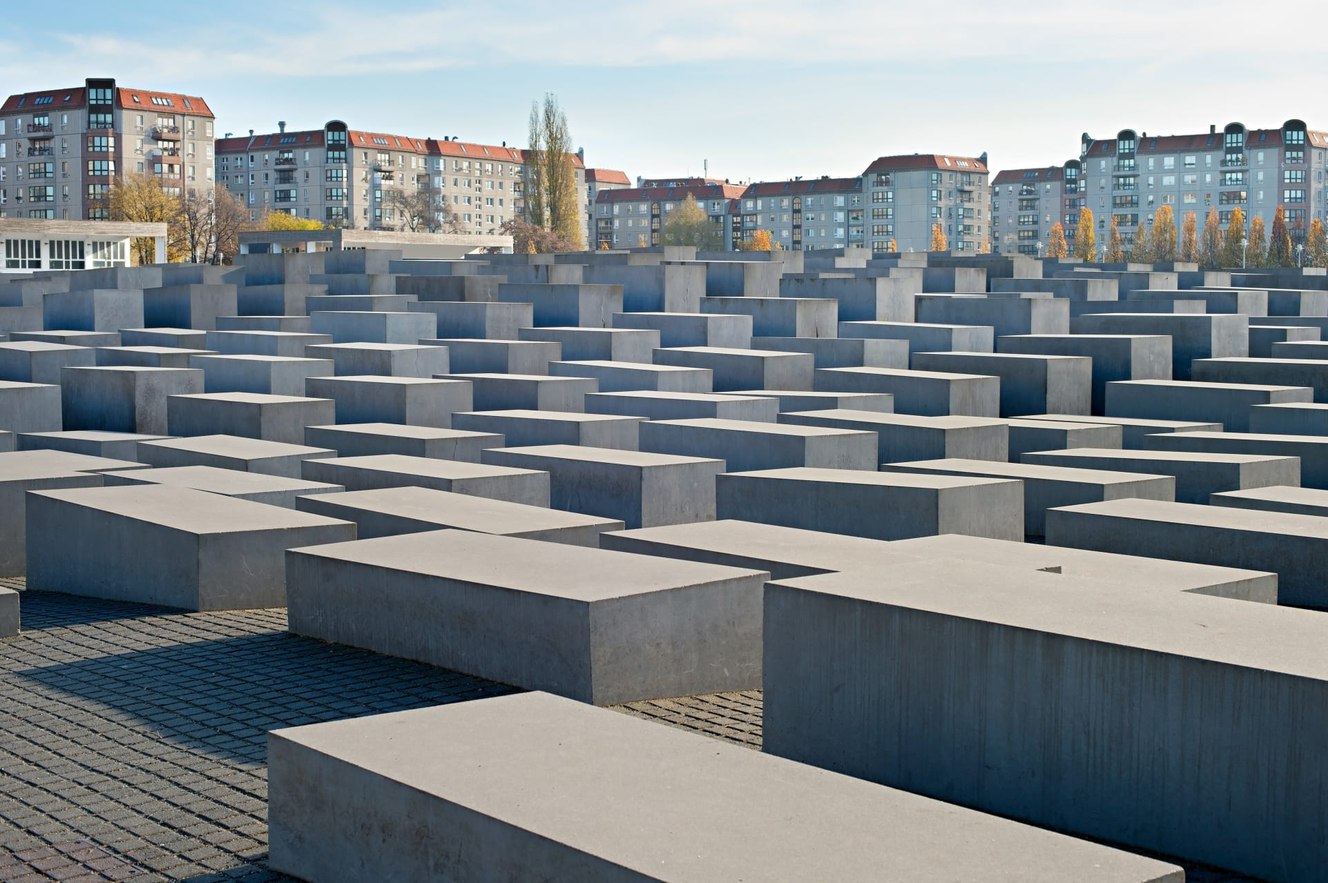 """Berlin - The Downfall"""" (includes: former Ministry of Propaganda, Georg Elser Memorial, location of the New Chancellery, location of the """"Führer Bunker"""", Holocaust Memorial)"""