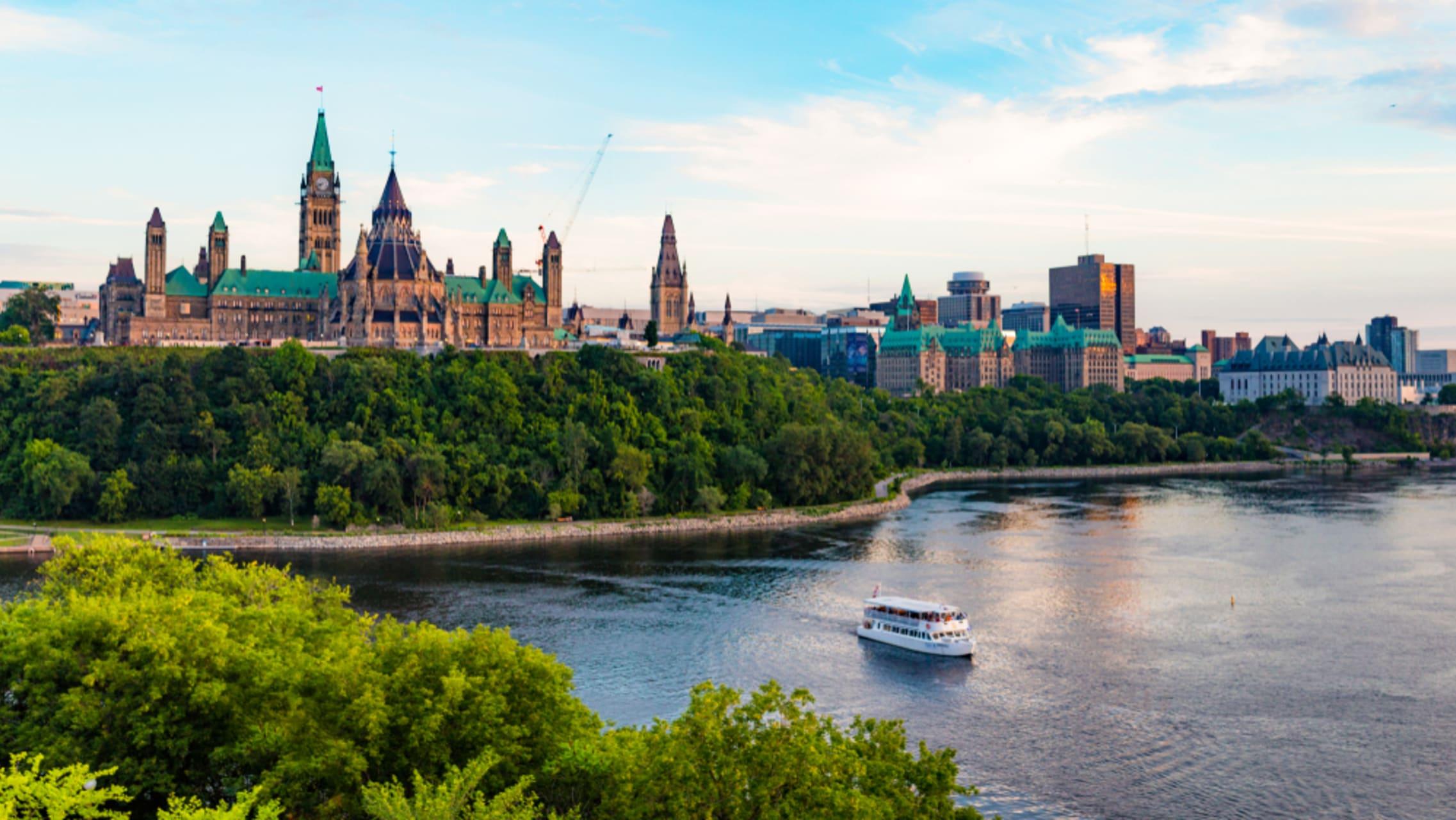 Ottawa - Ottawa: Discovering Canada's Picturesque Capital