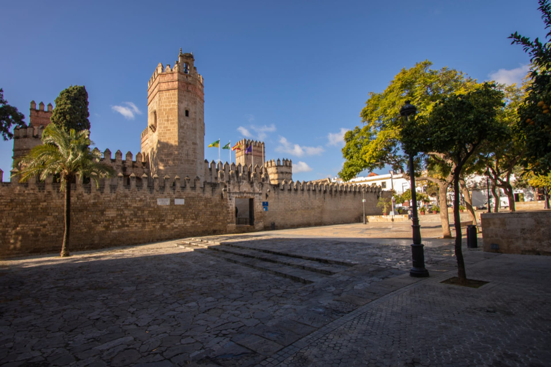 Cádiz - El Puerto de Santa Maria, the city of 100 Palaces and the New World